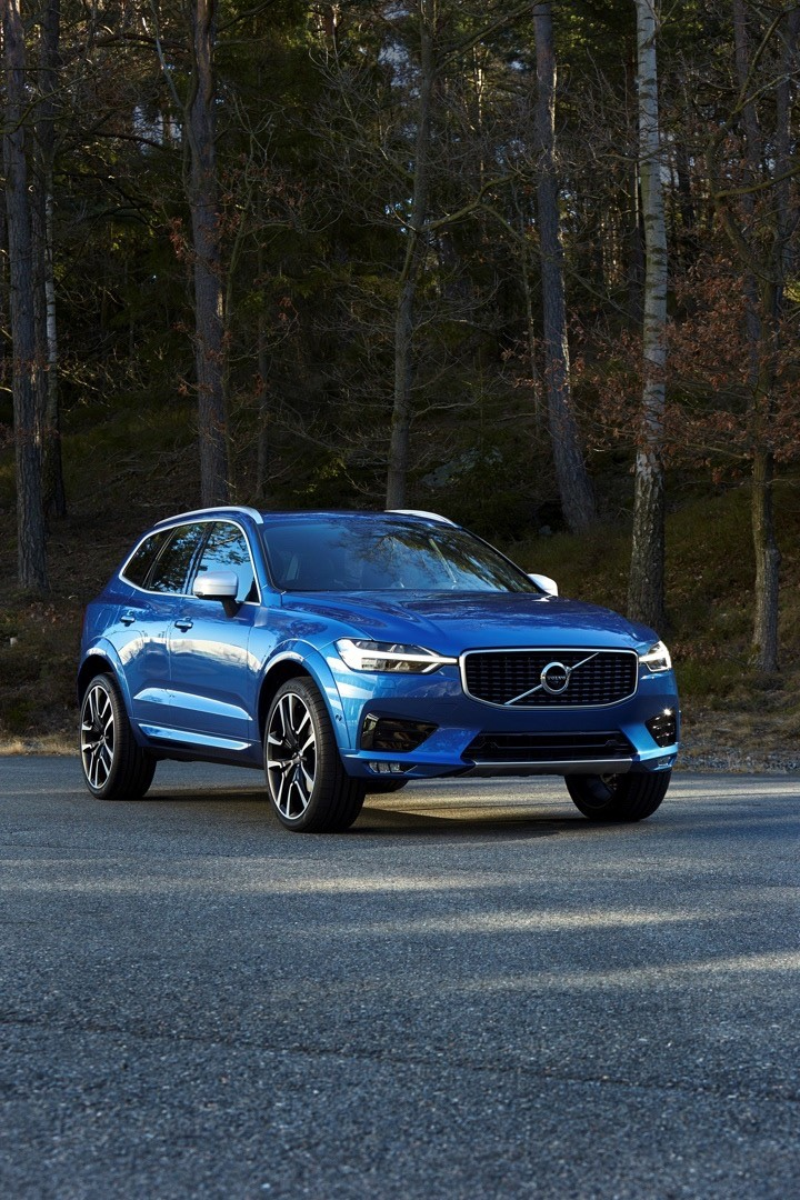 2018 Volvo XC60 Is The Sexiest Crossover SUV In Geneva - autoevolution