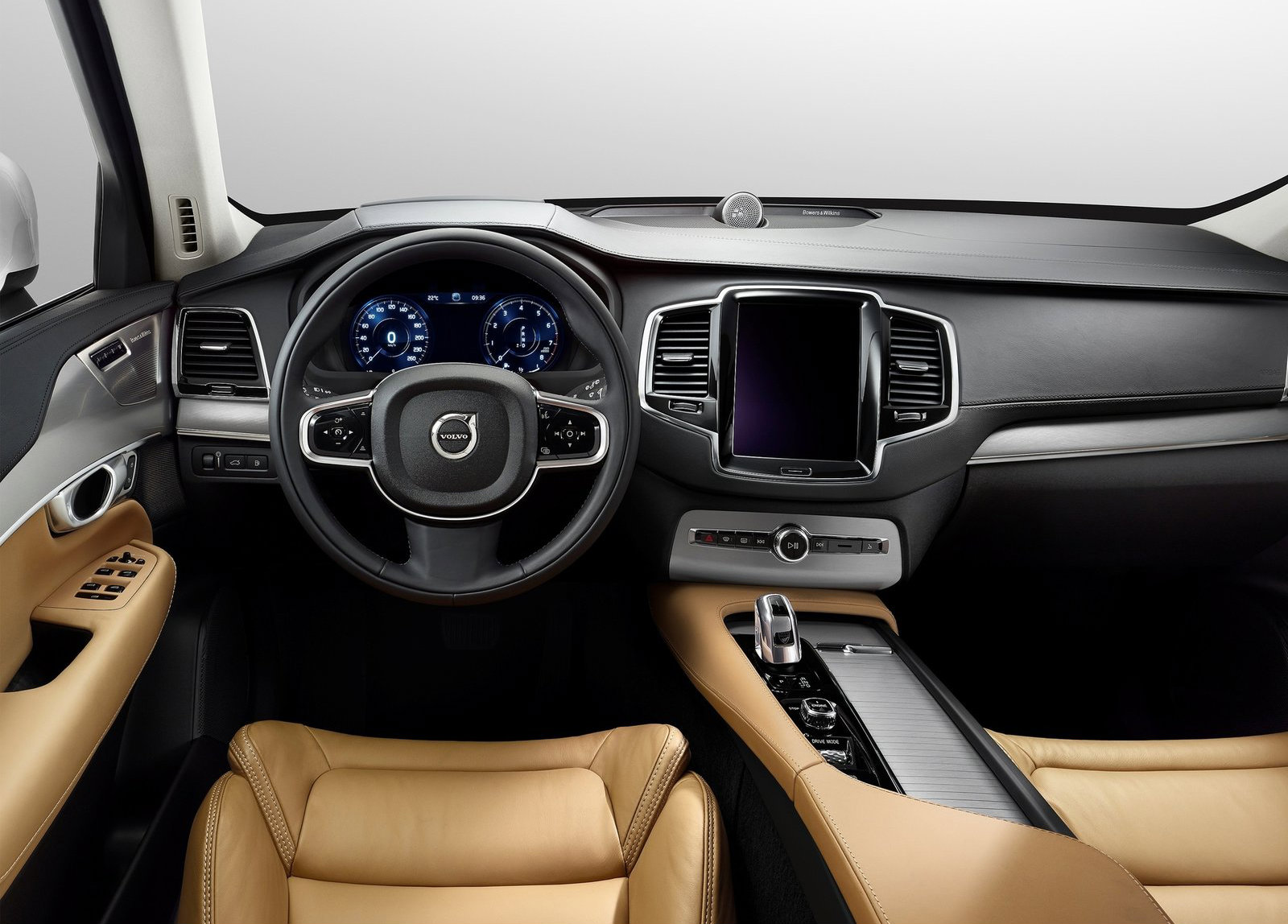 2018 Volvo Xc90 Gets Standard Seven Seat Configuration In The U S