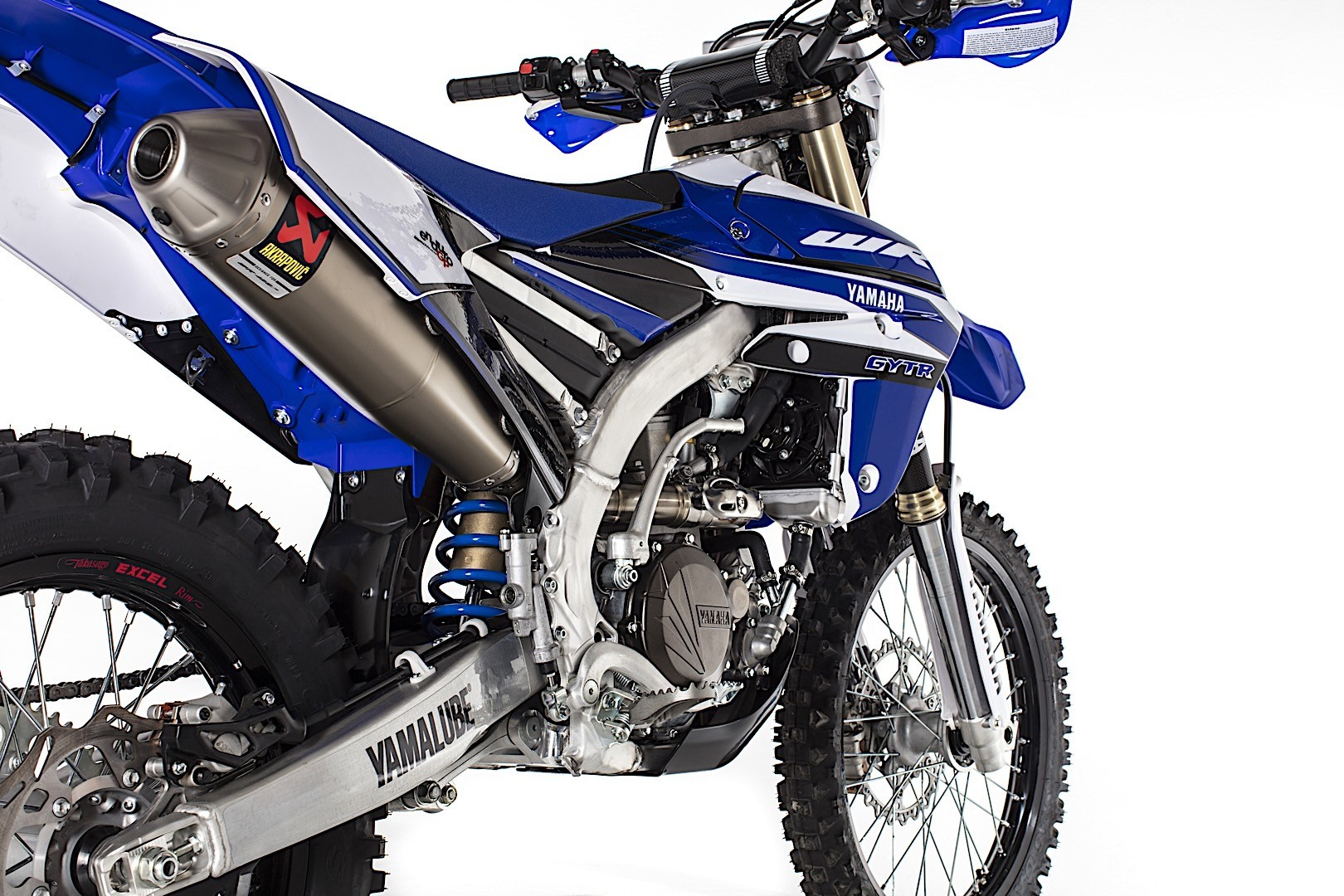 2018 yamaha wr450f and wr250f endorogp special editions revealed autoevolution. Black Bedroom Furniture Sets. Home Design Ideas