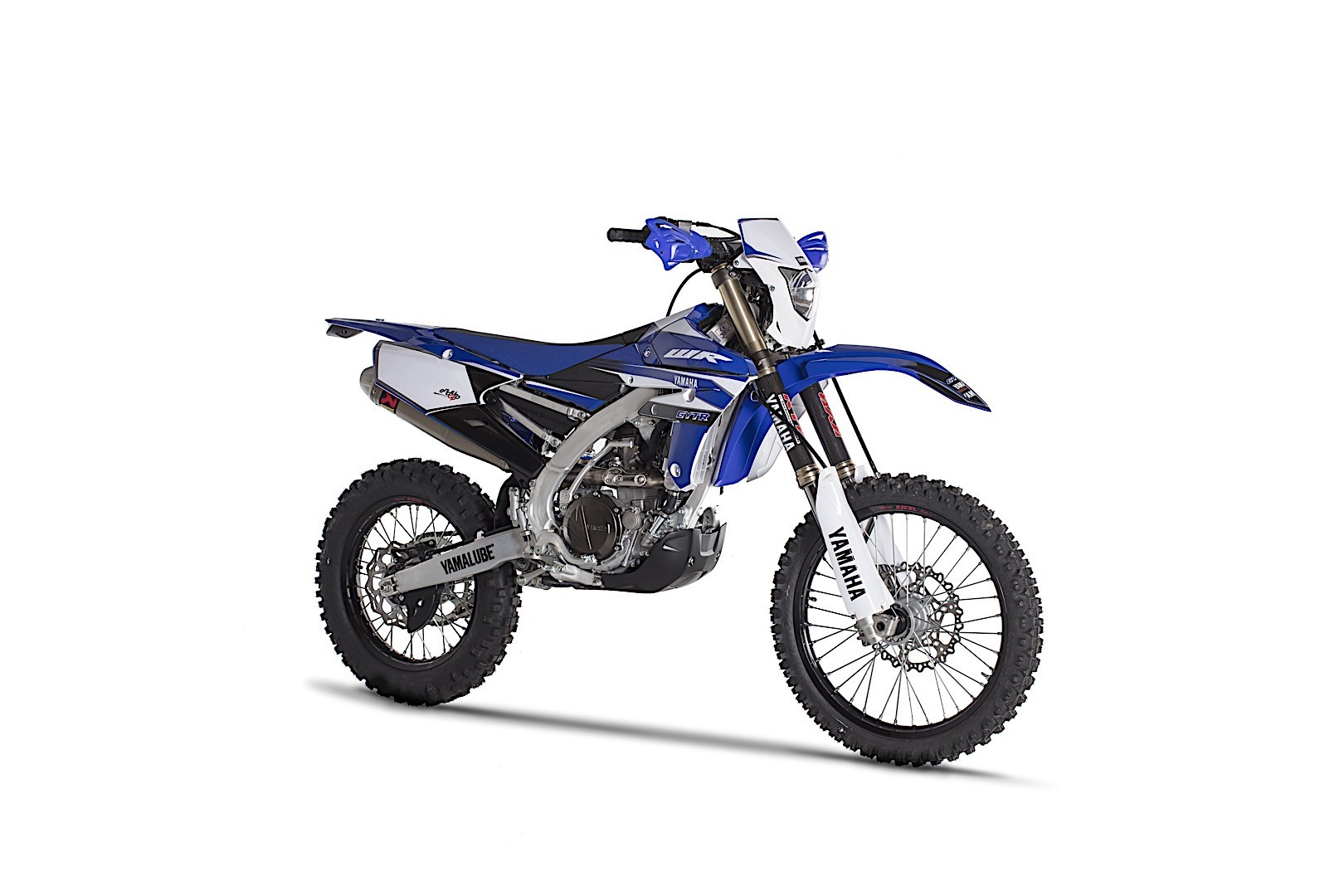 2018 yamaha wr450f and wr250f endorogp special editions for Yamaha adventure bike 2018