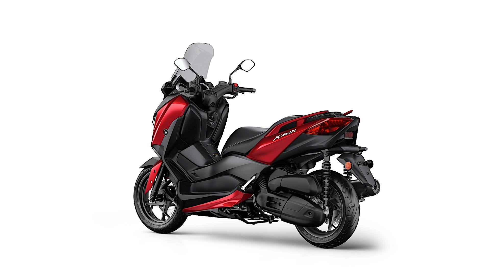 2018 yamaha x max 125 is here for every city dweller. Black Bedroom Furniture Sets. Home Design Ideas
