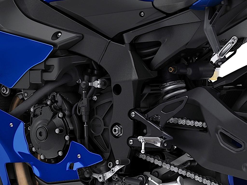 Attractive ... 2018 Yamaha YZF R1 ...