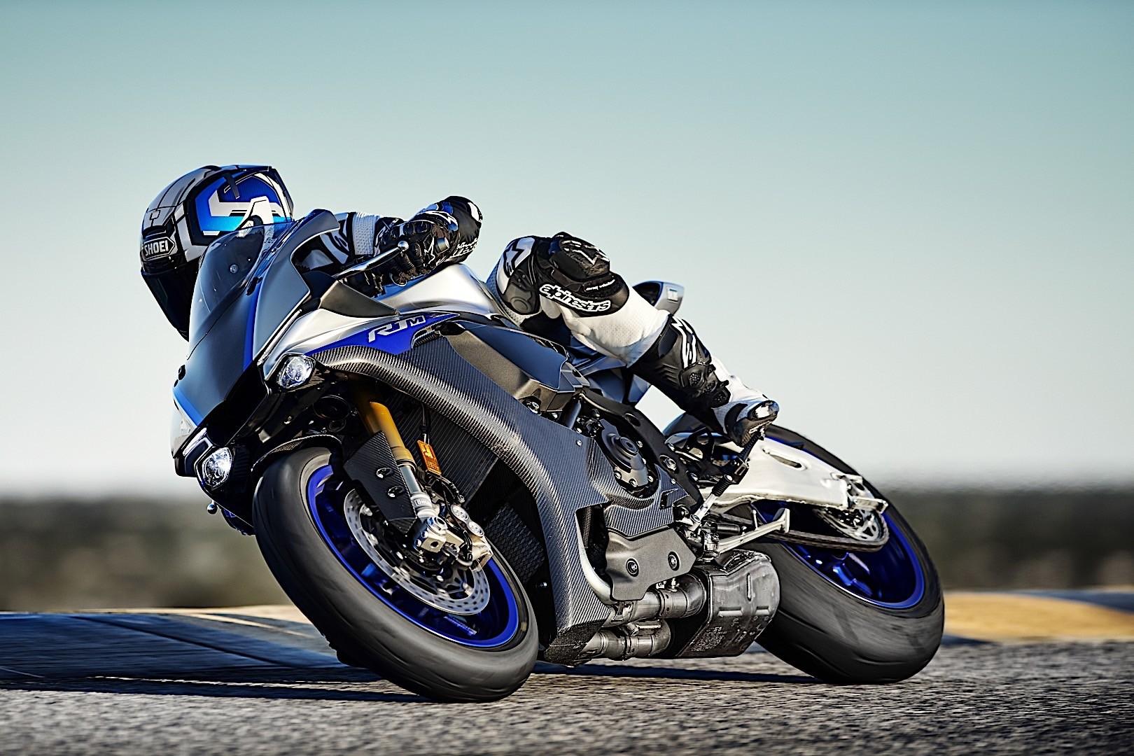 2015 Yamaha YZF-R1, R1...
