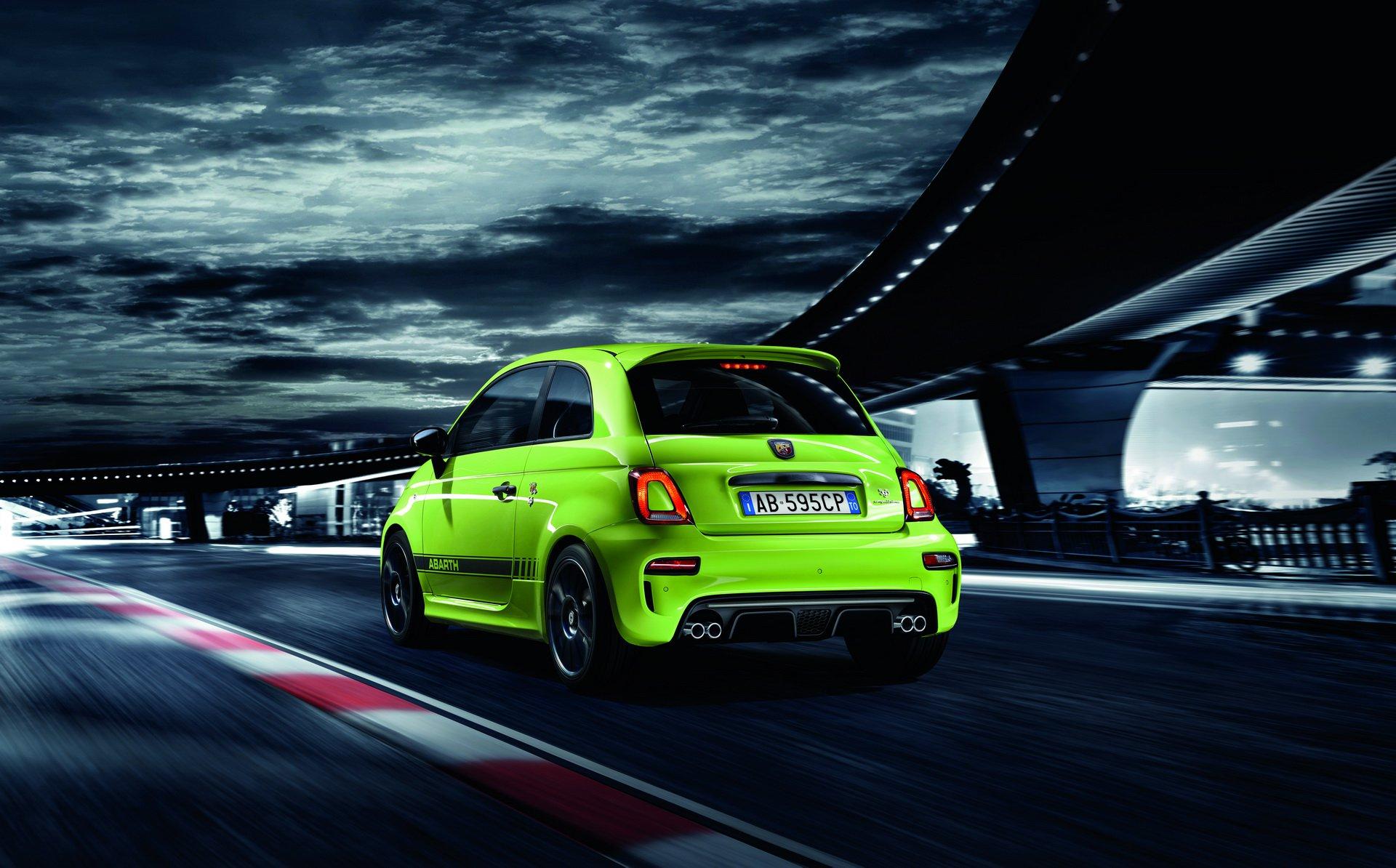 2019 Abarth 595 Competizione Packs 180 Ps Autoevolution