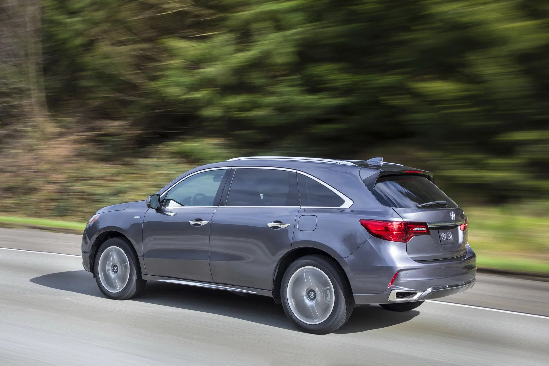2019 Acura MDX Sport Hybrid Priced At $52,800 - autoevolution
