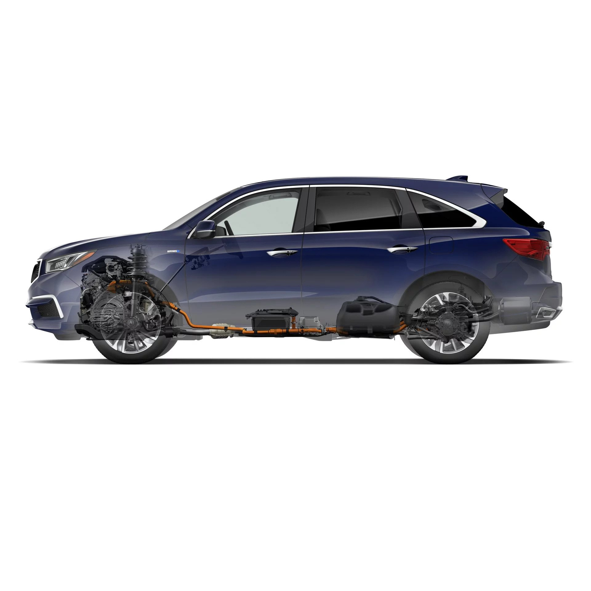 2019 Acura MDX Sport Hybrid Priced At $52,800
