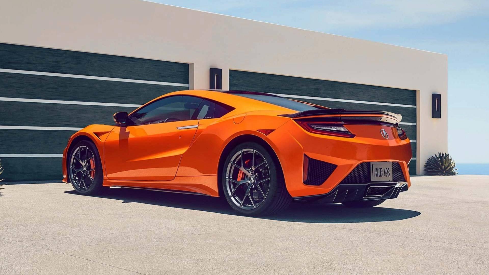 2019 Acura NSX is Stiffer, Orange, $1,500 More Expensive ...