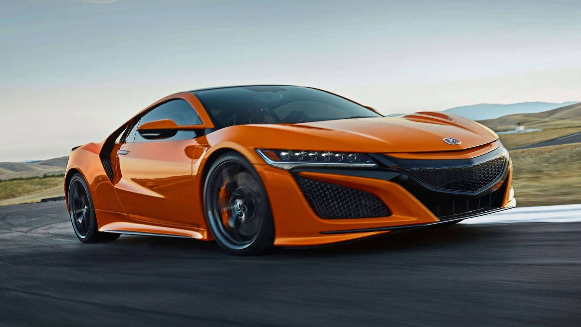 Honda Supercar Price >> 2019 Acura NSX is Stiffer, Orange, $1,500 More Expensive Than Before - autoevolution