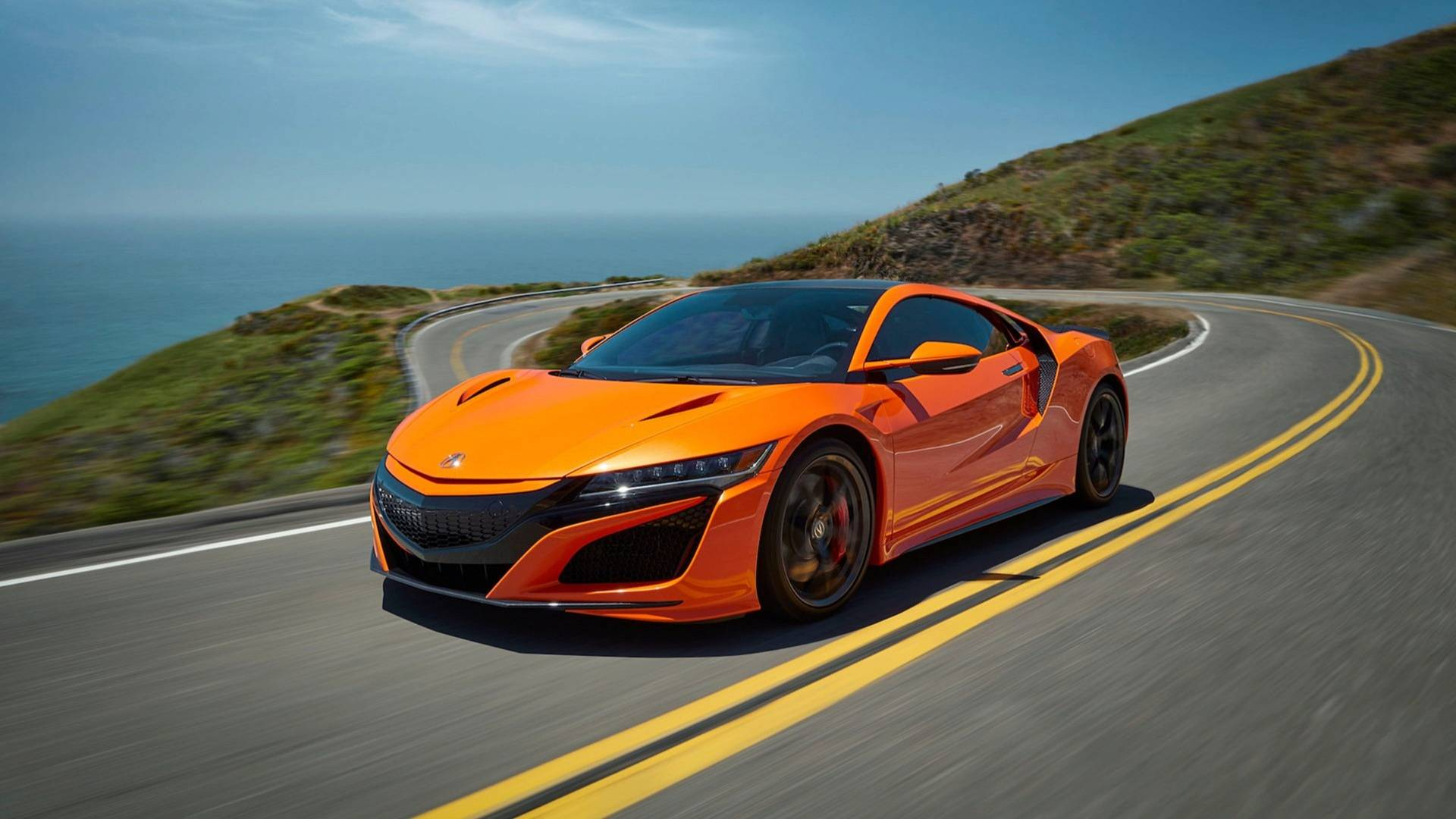 2019 Acura NSX is Stiffer, Orange, $1,500 More Expensive Than Before - autoevolution