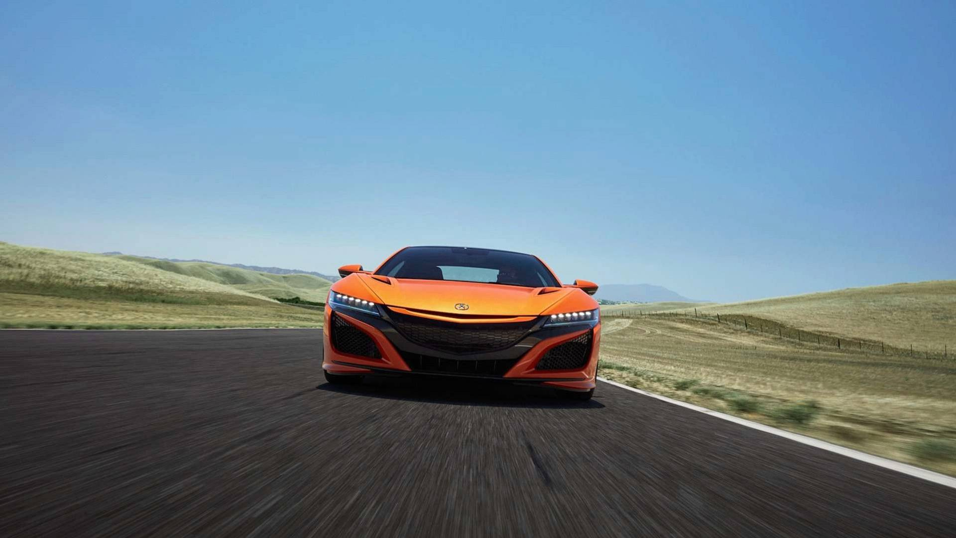 2019 Acura NSX is Stiffer, Orange, $1,500 More Expensive ...