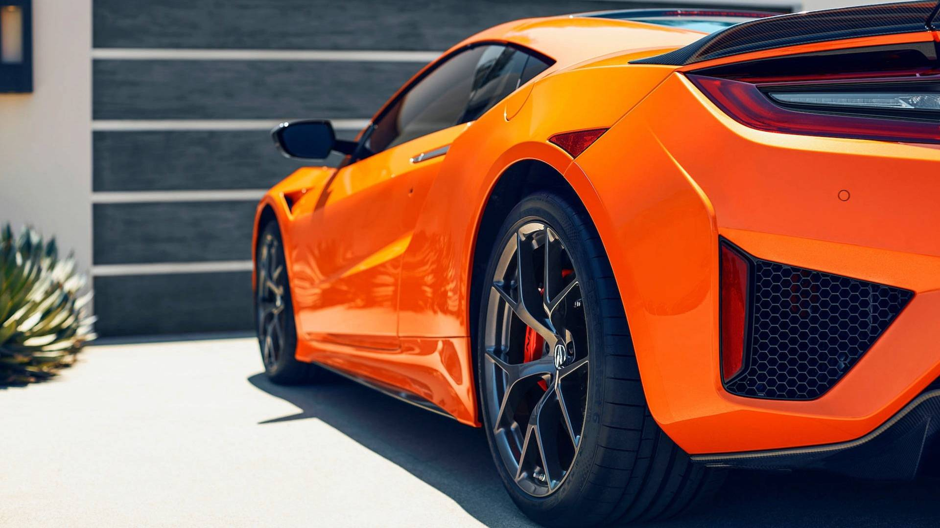 Acura Nsx Is Stiffer Orange More Expensive Than Before