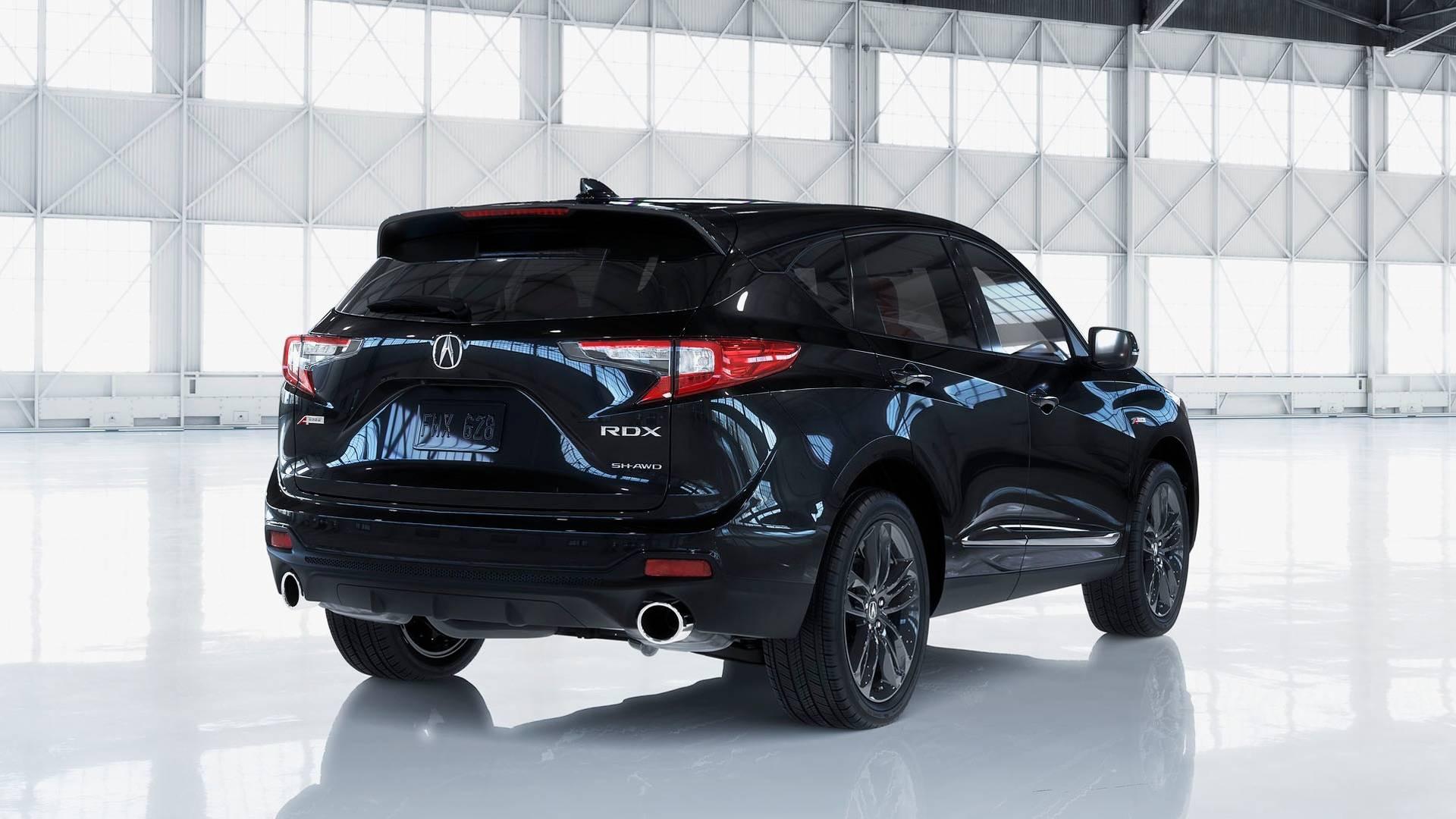 2019 Acura RDX Makes World Debut In NY, Boasts 2.0-liter ...