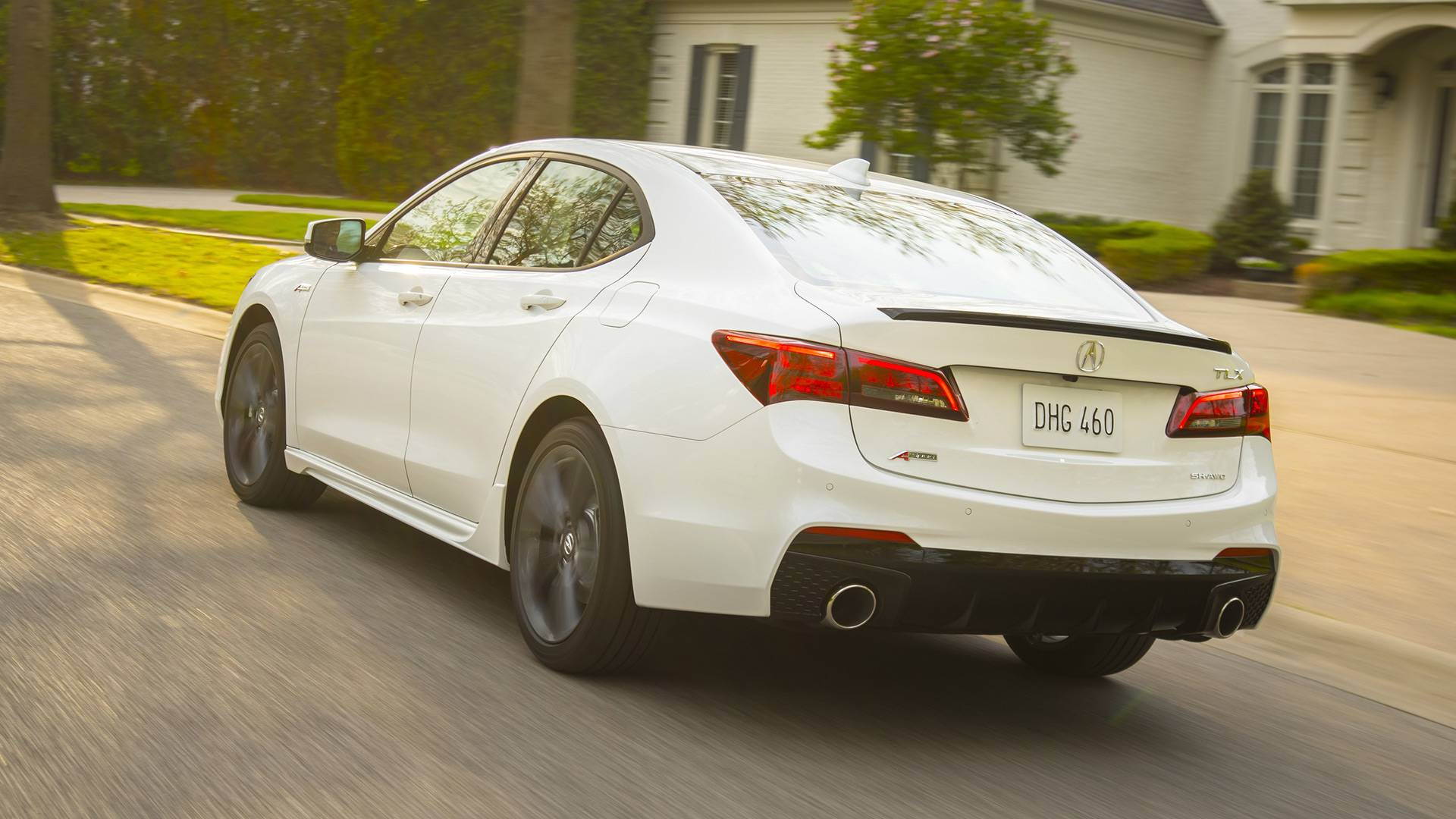 Acura Tlx A Spec Now Available With Base Engine on Honda 2 4 Liter Engine