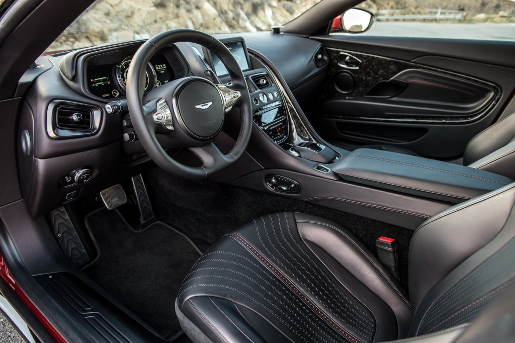 2019 Aston Martin Db11 Amr Comes With 630 Hp Tribune America Magazine