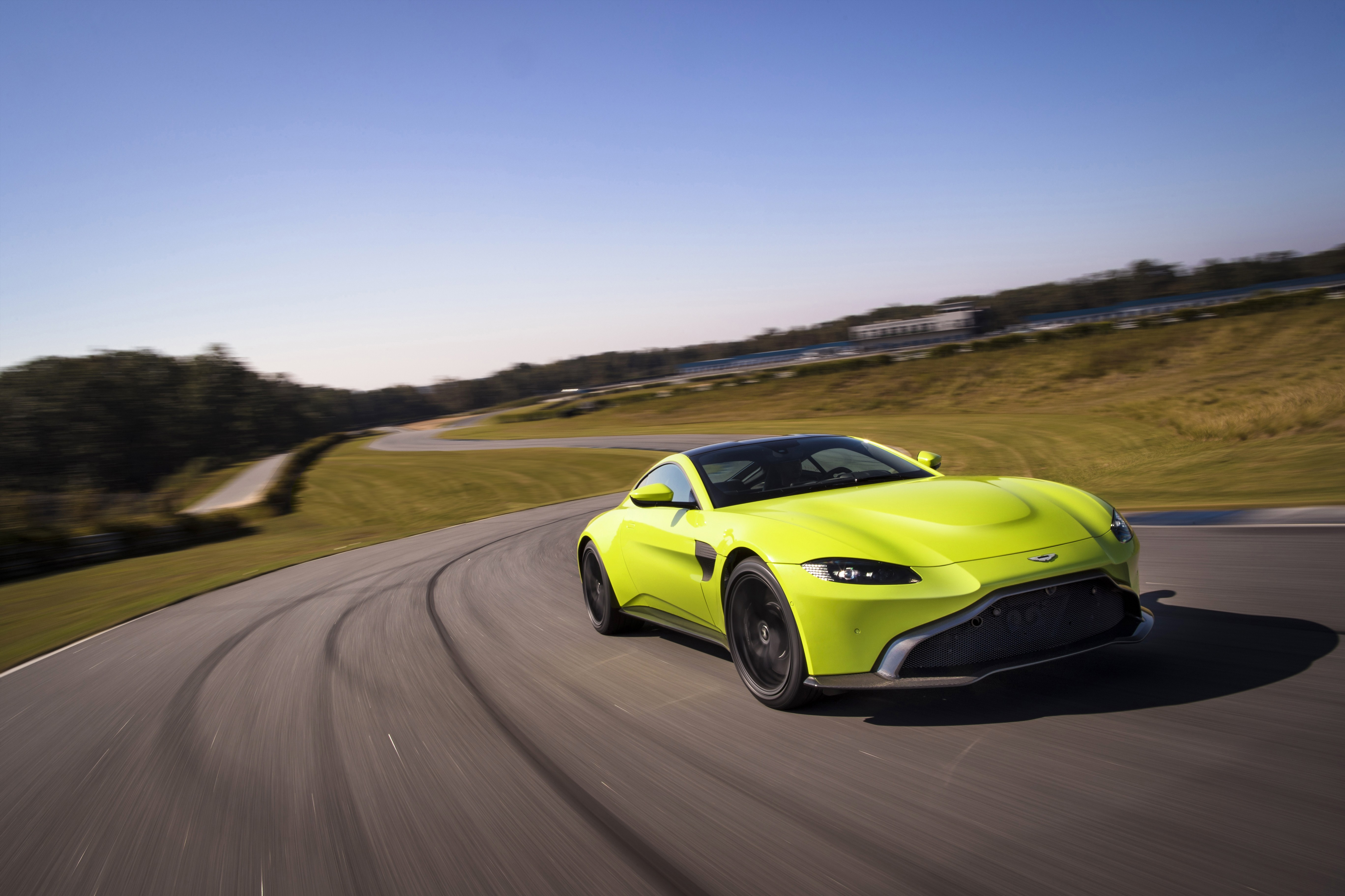 Aston Martin Vantage FourDoor Rendered As Baby Rapide - Aston martin four door