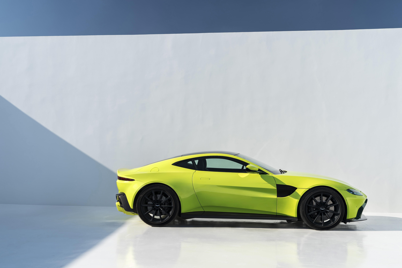 2019 Aston Martin Vantage Four Door Rendered As Baby Rapide Autoevolution