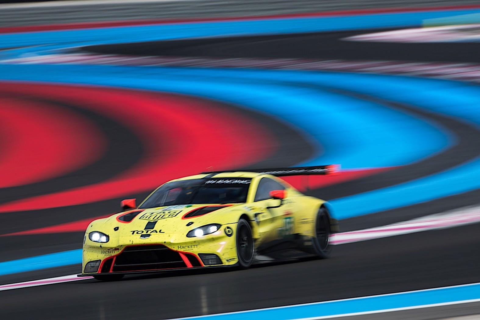 2019 Aston Martin Vantage Gt3 Gt4 Look Intent On Winning Races