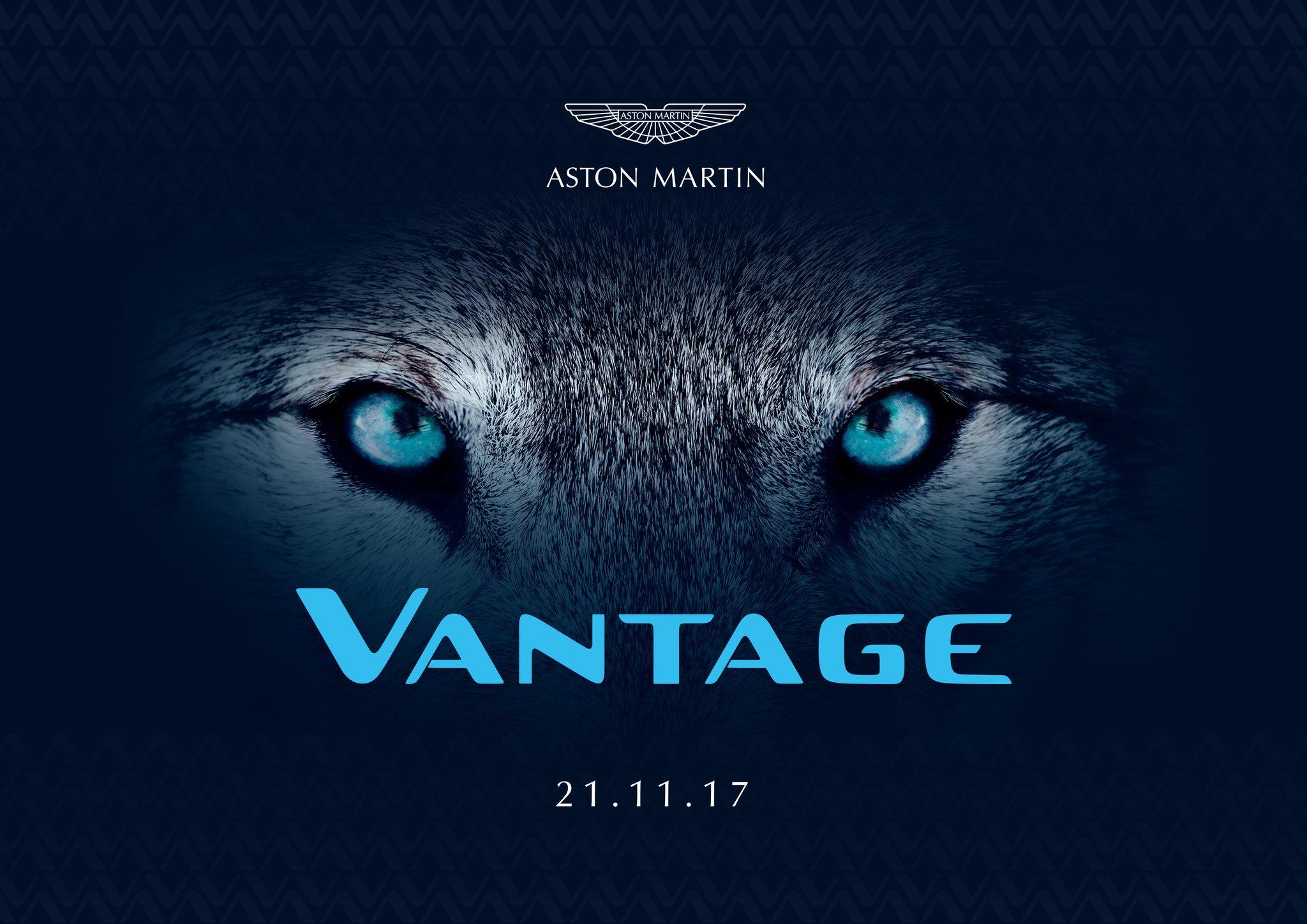 2019 Aston Martin Vantage Specifications Teased: M177 V8 Develops
