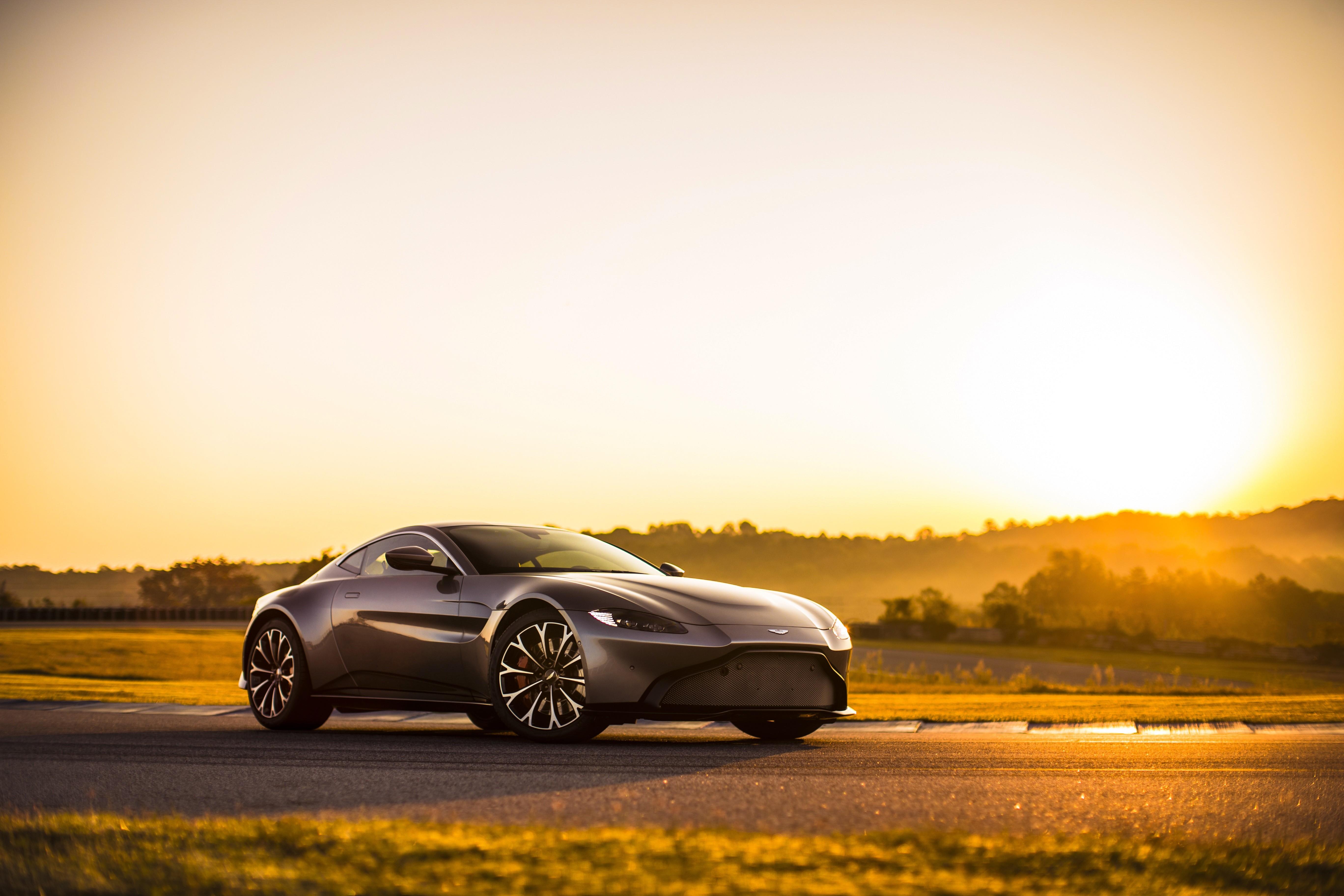 Aston Martin Vantage Volante Rendering Looks Spot On