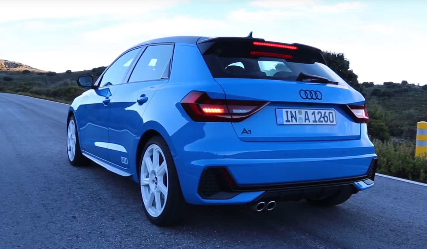 New Audi A1 >> 2019 Audi A1 40 TFSI Is a Polo GTI in Disguise, Hits 100 ...