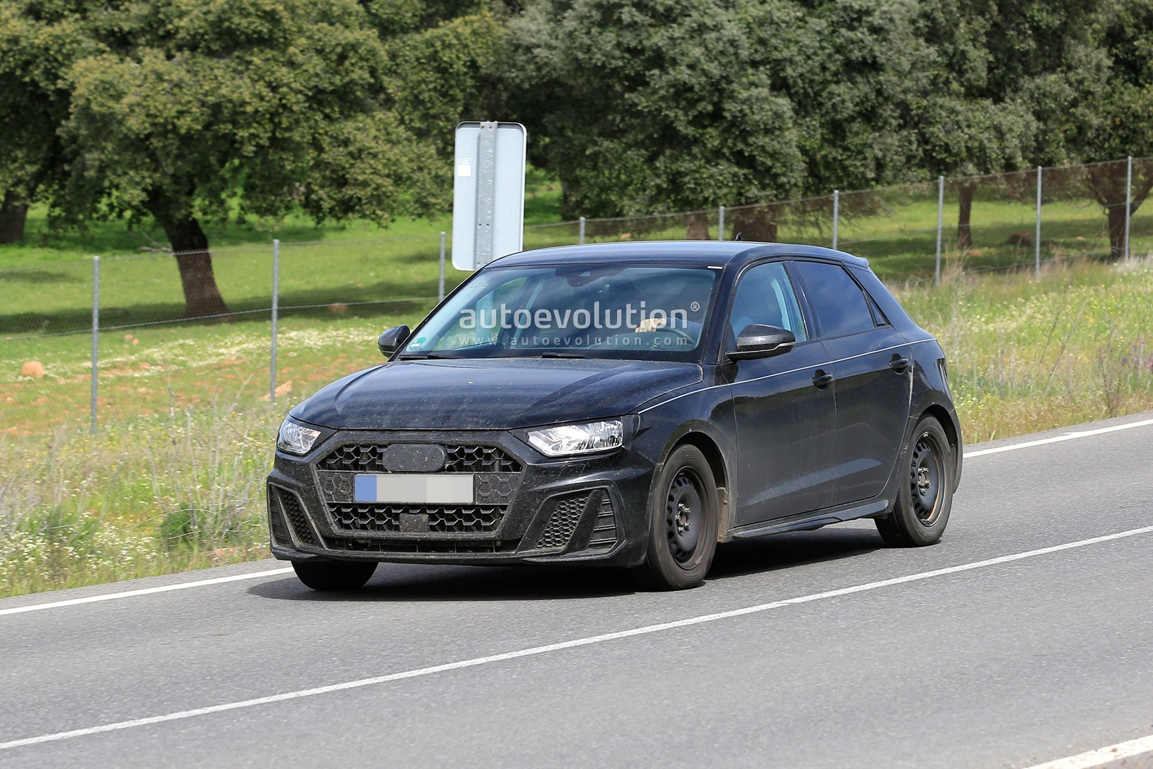 "2019 Audi A1 Has 200 HP 2-Liter Turbo and ""New Suspension ..."