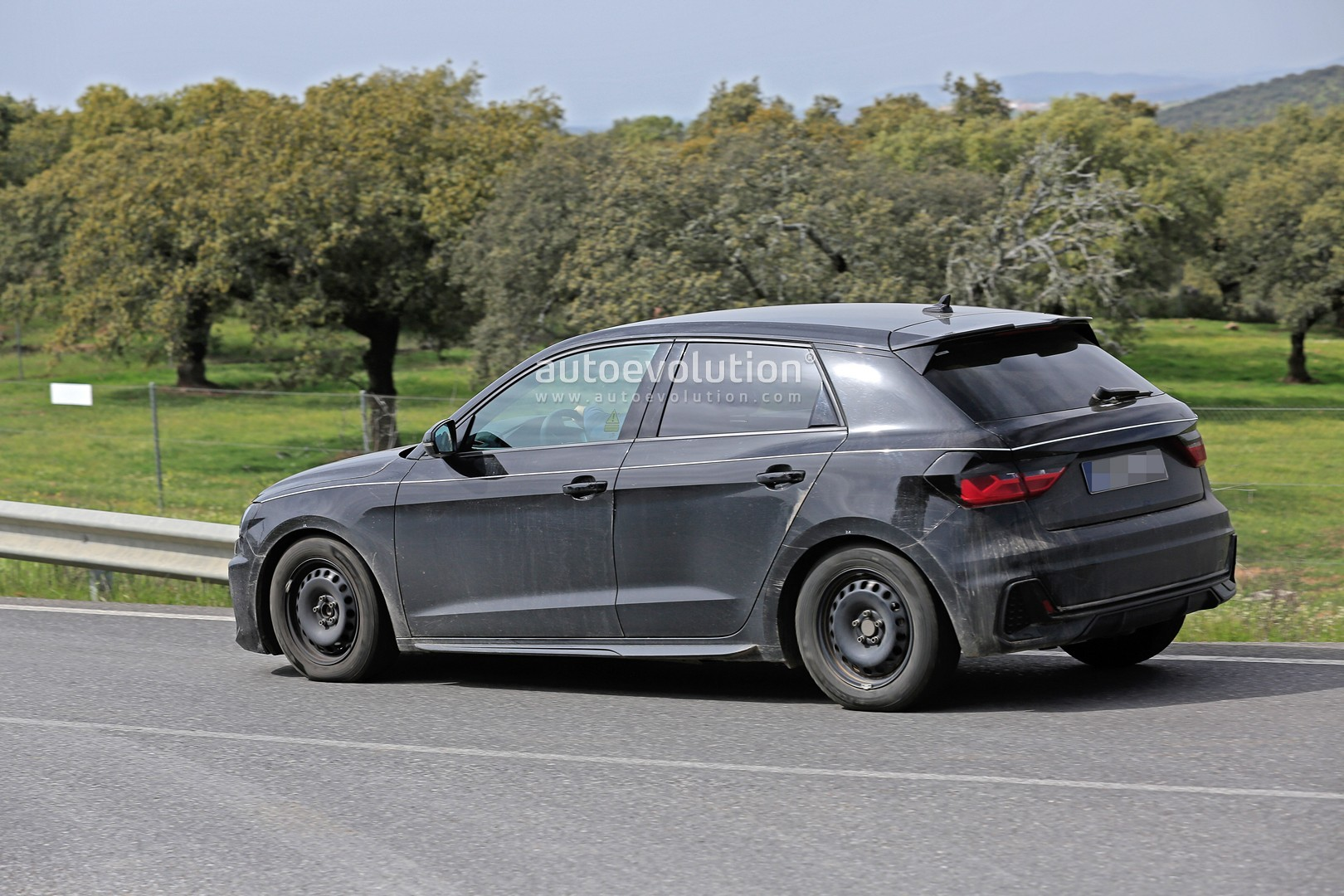 Audi A Has Hp Liter Turbo And New Suspension on 1 4 Tsi Engine