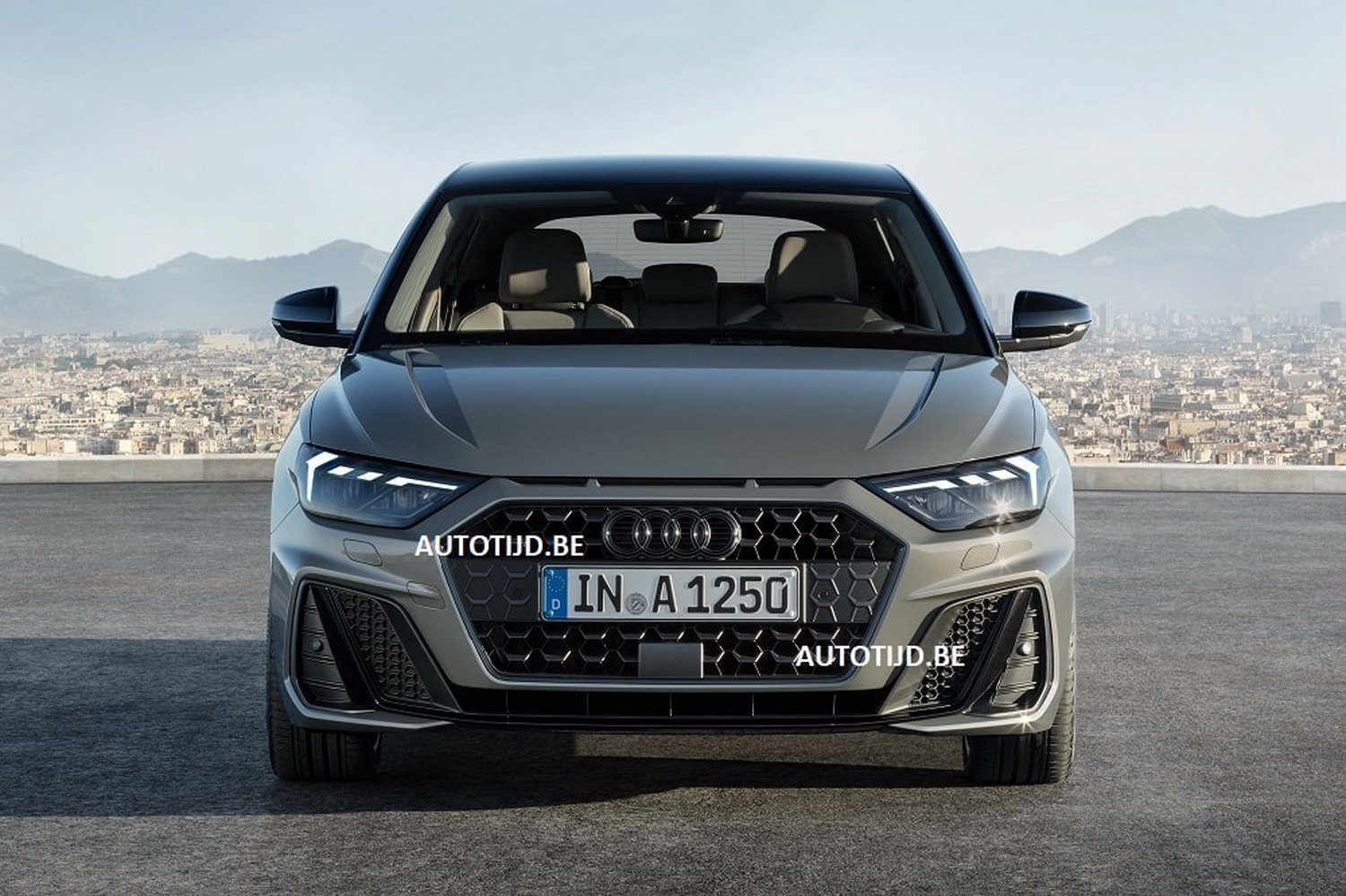 A1 Auto Sales >> 2019 Audi A1 Leaked Official Photos Reveal Sporty Design - autoevolution