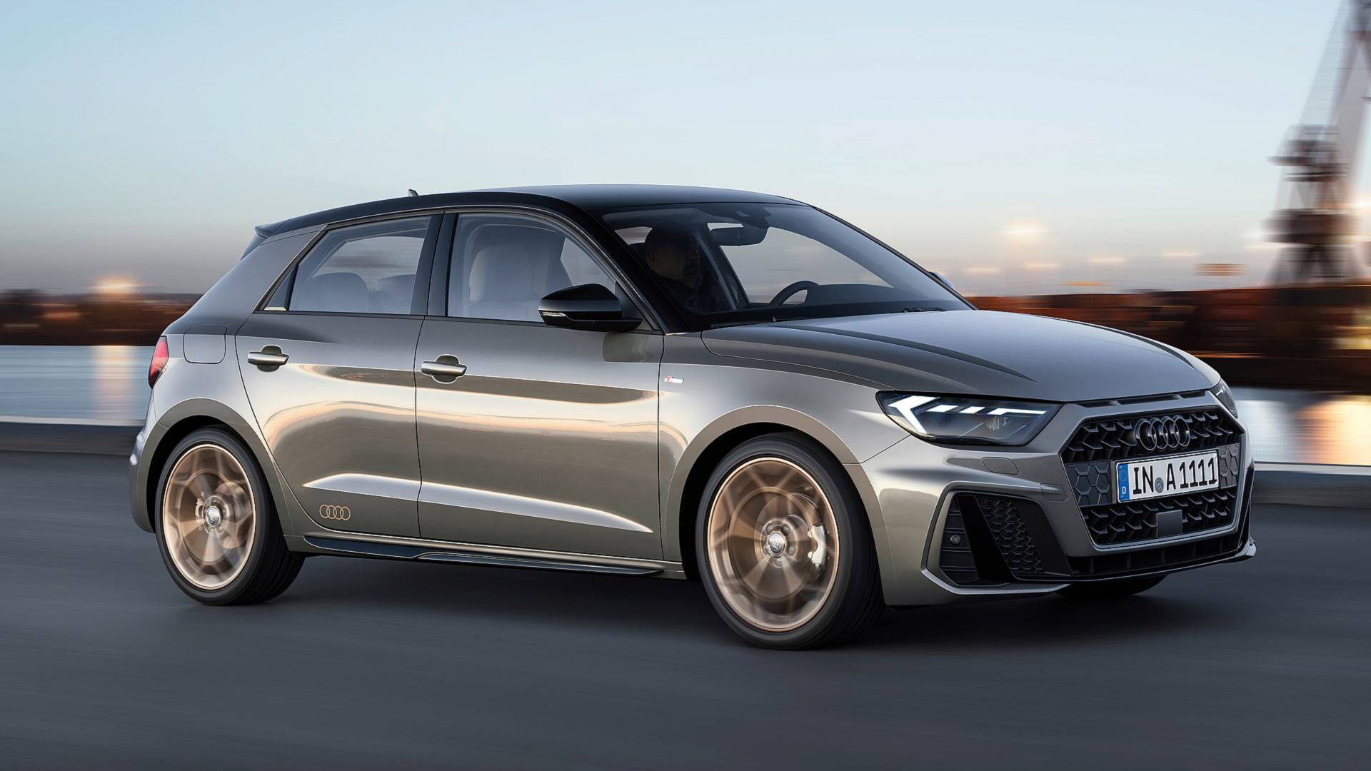 2019 audi a1 sportback revealed 40 tfsi boasts 2 0 liter. Black Bedroom Furniture Sets. Home Design Ideas