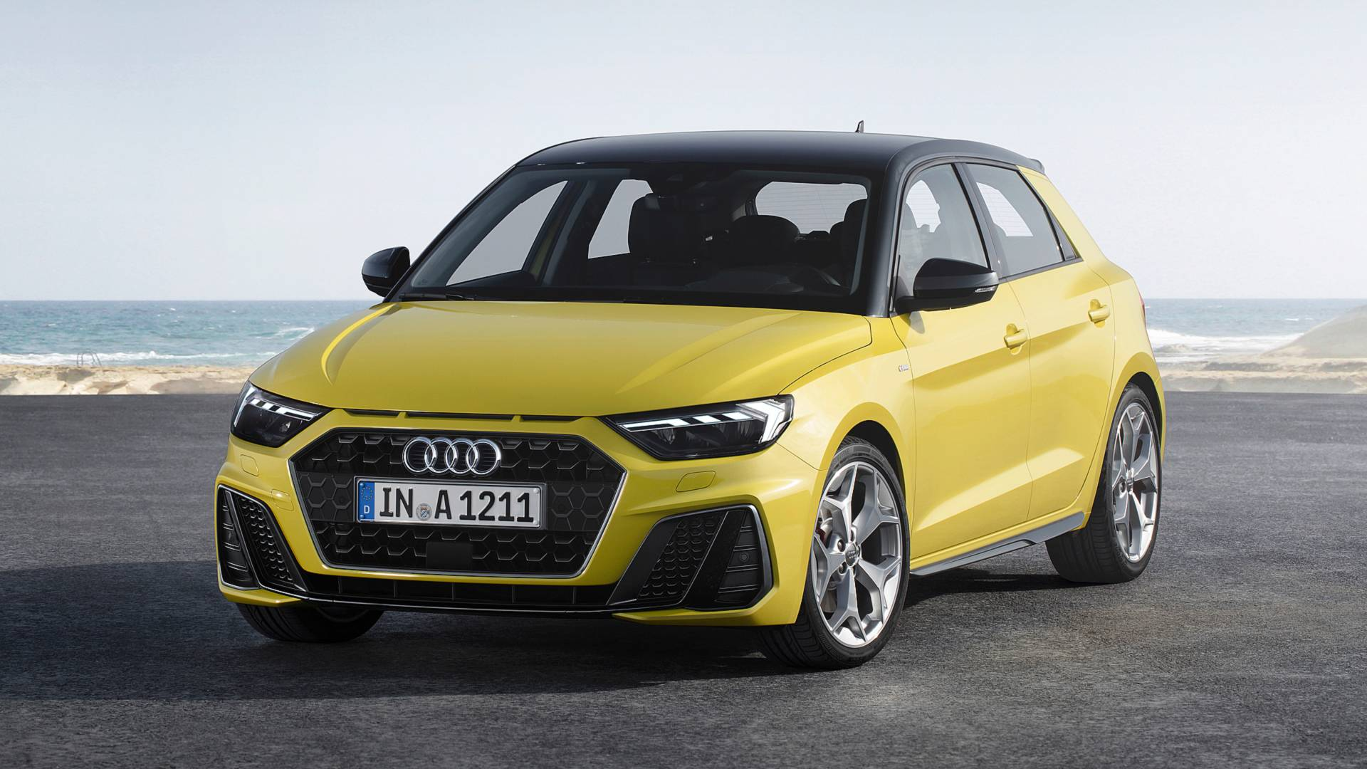 2019 Audi A1 Sportback Revealed 40 Tfsi Boasts 2 0 Liter