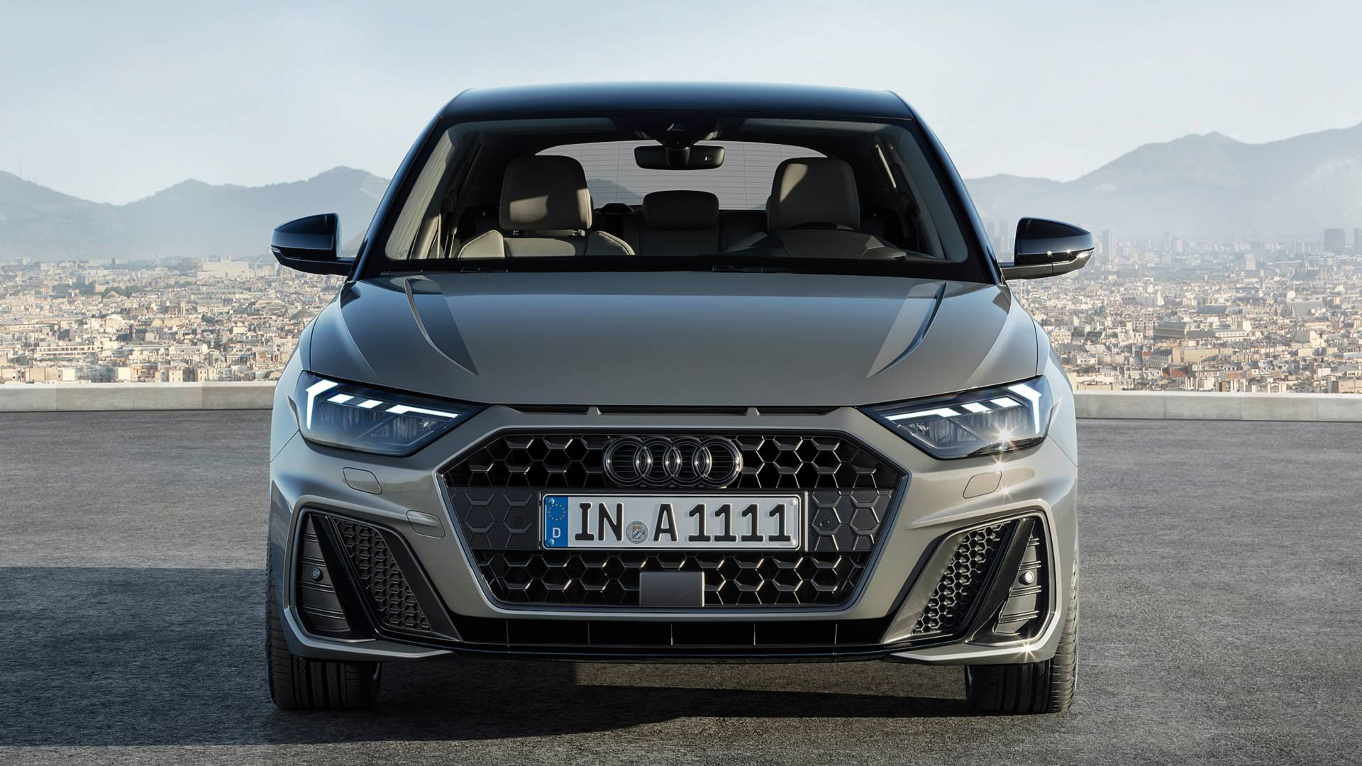 2019 audi a1 sportback revealed 40 tfsi boasts 2 0 liter engine with 200 ps autoevolution. Black Bedroom Furniture Sets. Home Design Ideas