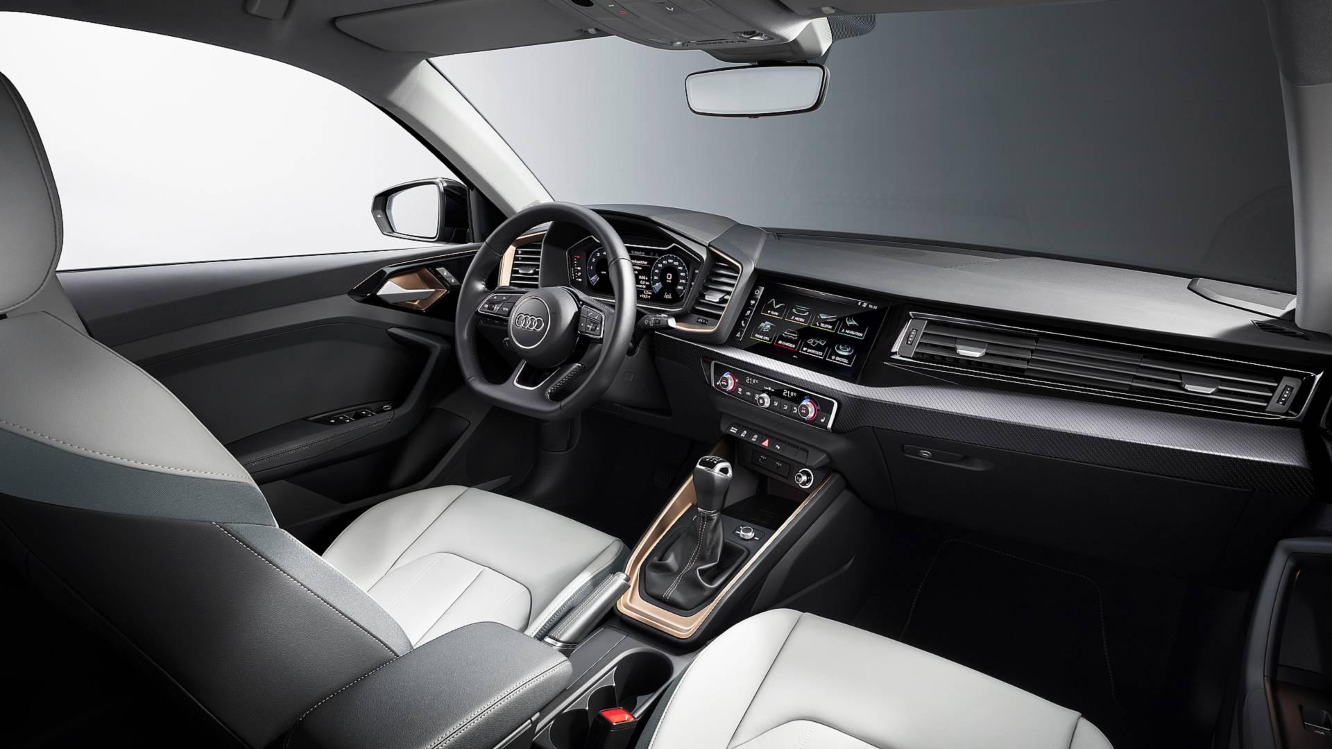 2019 Audi A1 Sportback Revealed, 40 TFSI Boasts 2.0-liter ...