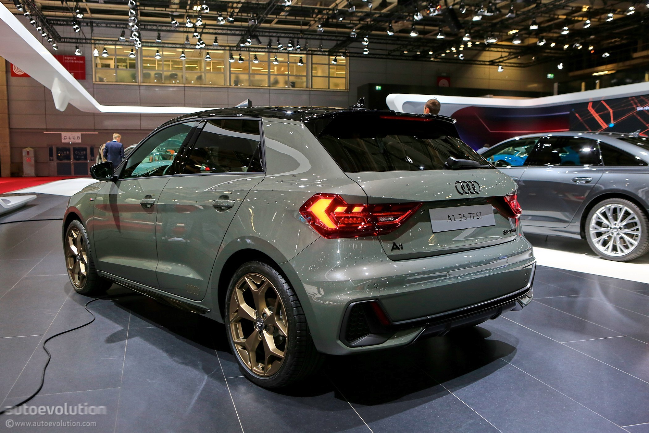 2019 Audi A1 Starts Production In Spain Autoevolution
