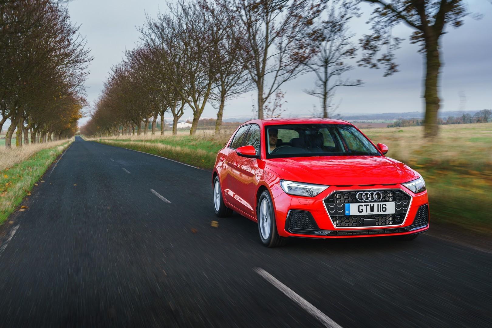 2019 Audi A1 Teases Virtual Cockpit, Huge MMI Screen Ahead
