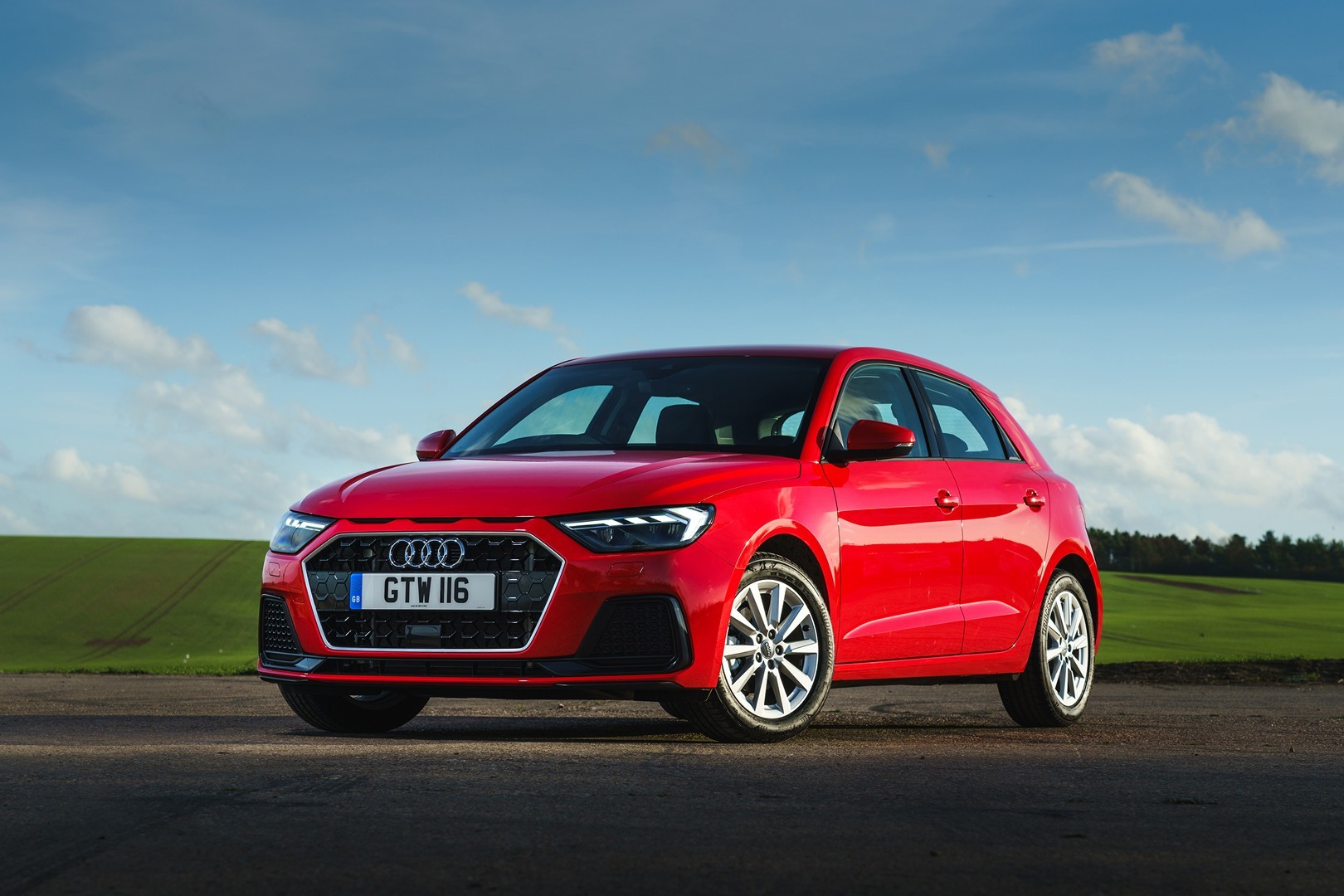 2019 Audi A1 Uk Review Suggests Its A Vw Polo For Badge Snobs