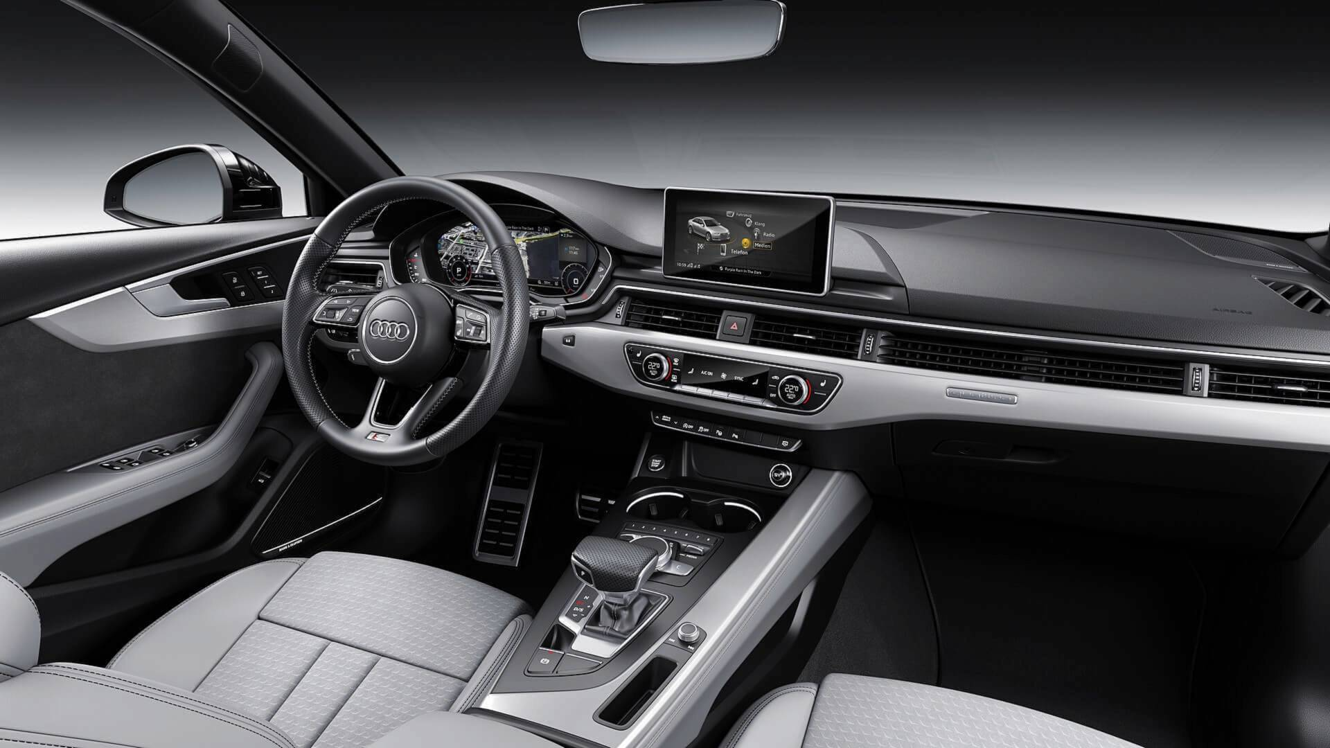 2019 Audi A4 Facelift Doesn't Look All That Different From ...