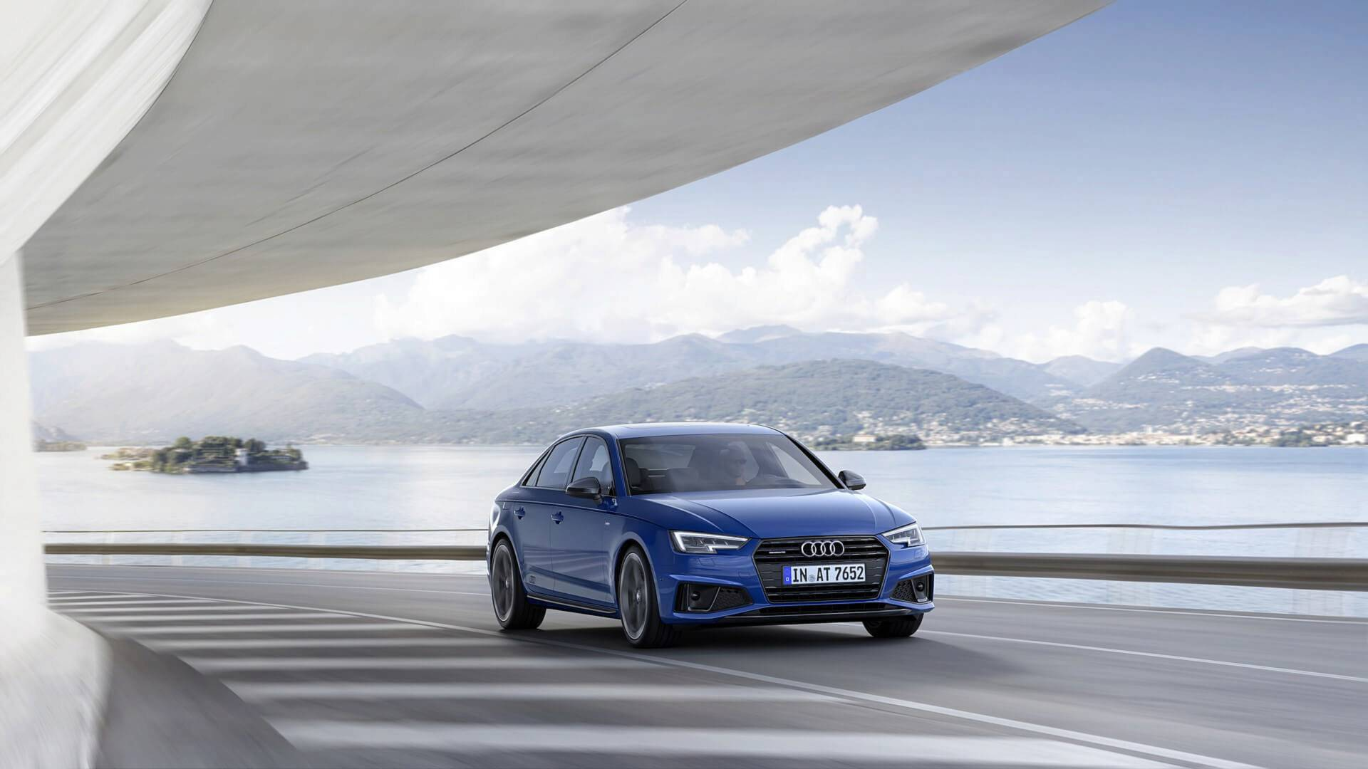 Audi A4 Sedan, Avant Unveiled In Europe With Discreet Changes