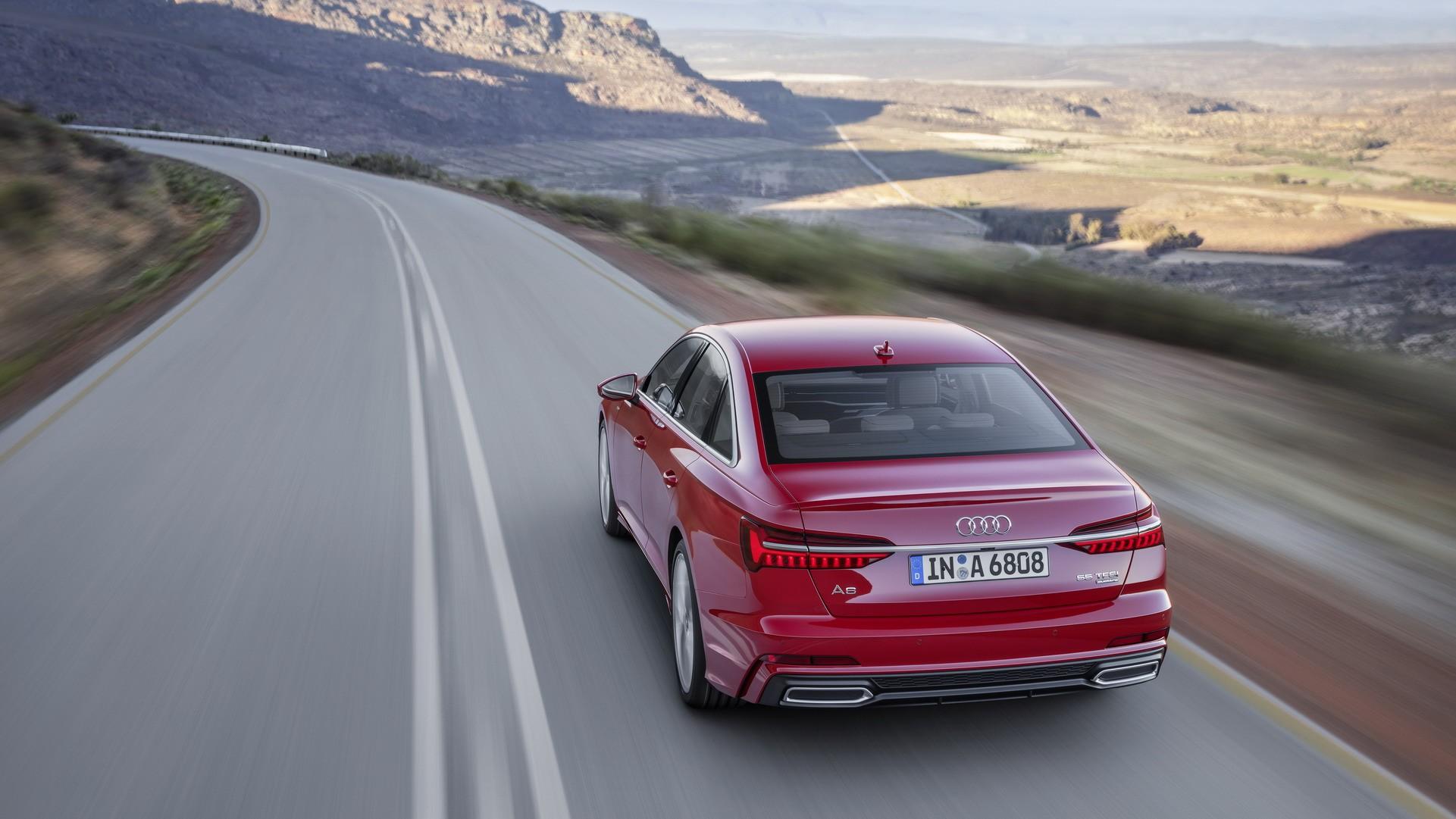 Audi A6 Gets Bang & Olufsen Advanced Sound System