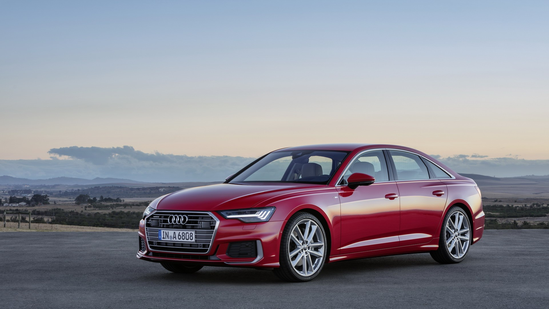 Audi A6 Gets Bang & Olufsen Advanced Sound System