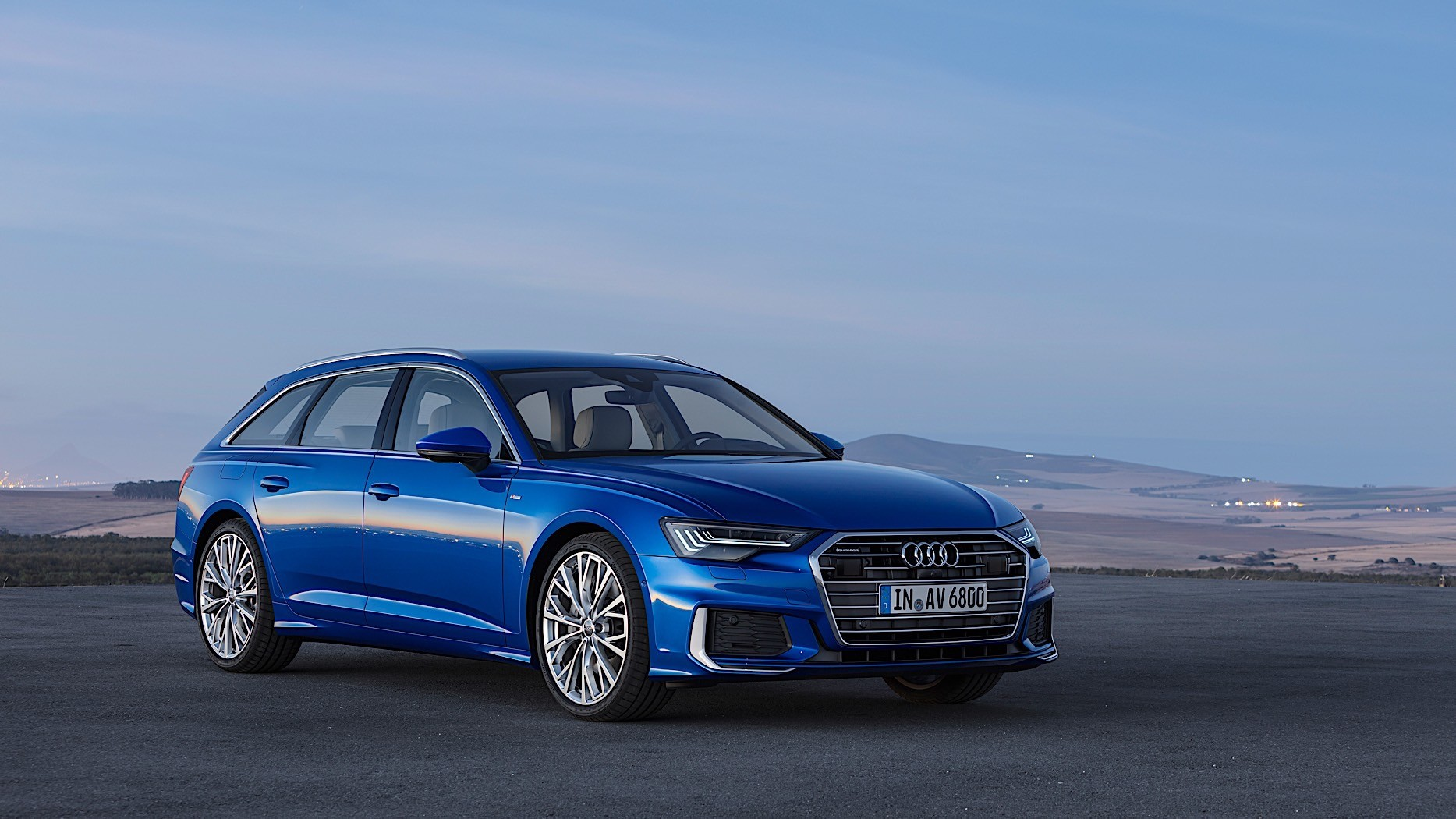 2017 audi a6 confirmed by marc lichte will ride on mlb. Black Bedroom Furniture Sets. Home Design Ideas