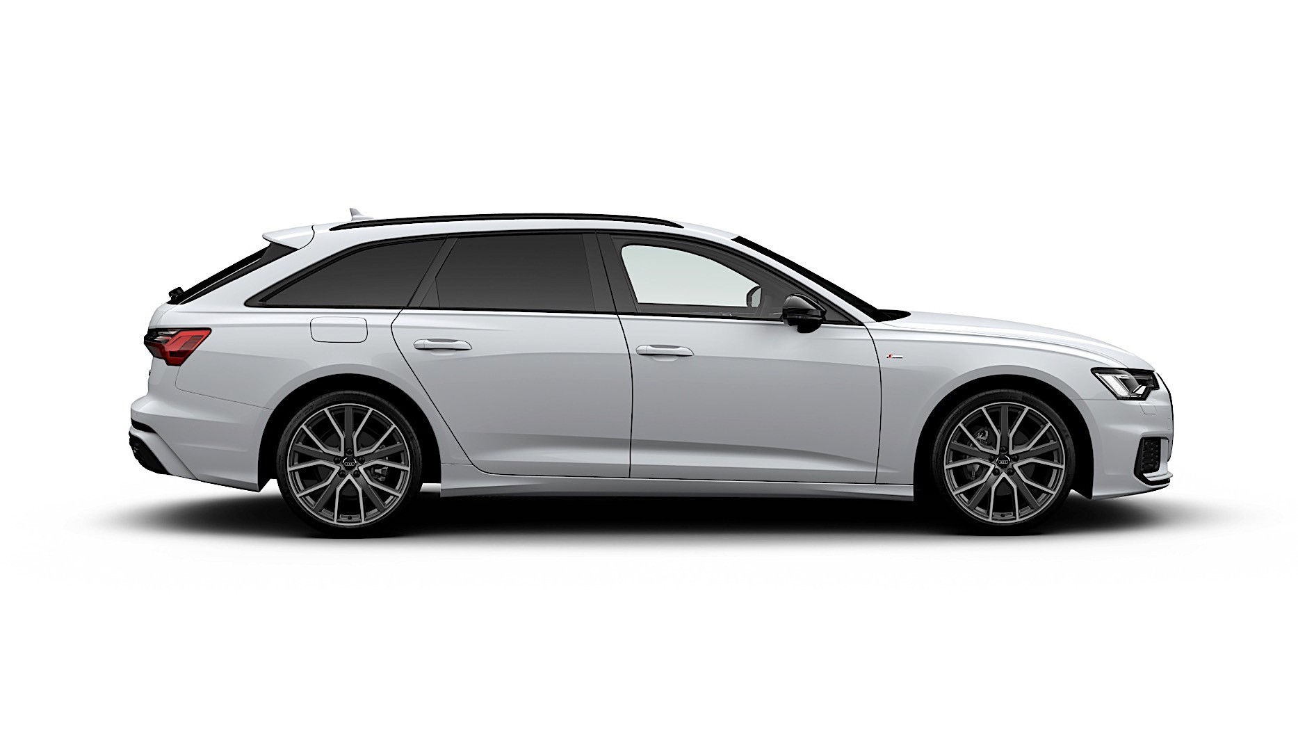 2019 Audi A6 Black Edition Makes The British S Line Look Meaner Autoevolution