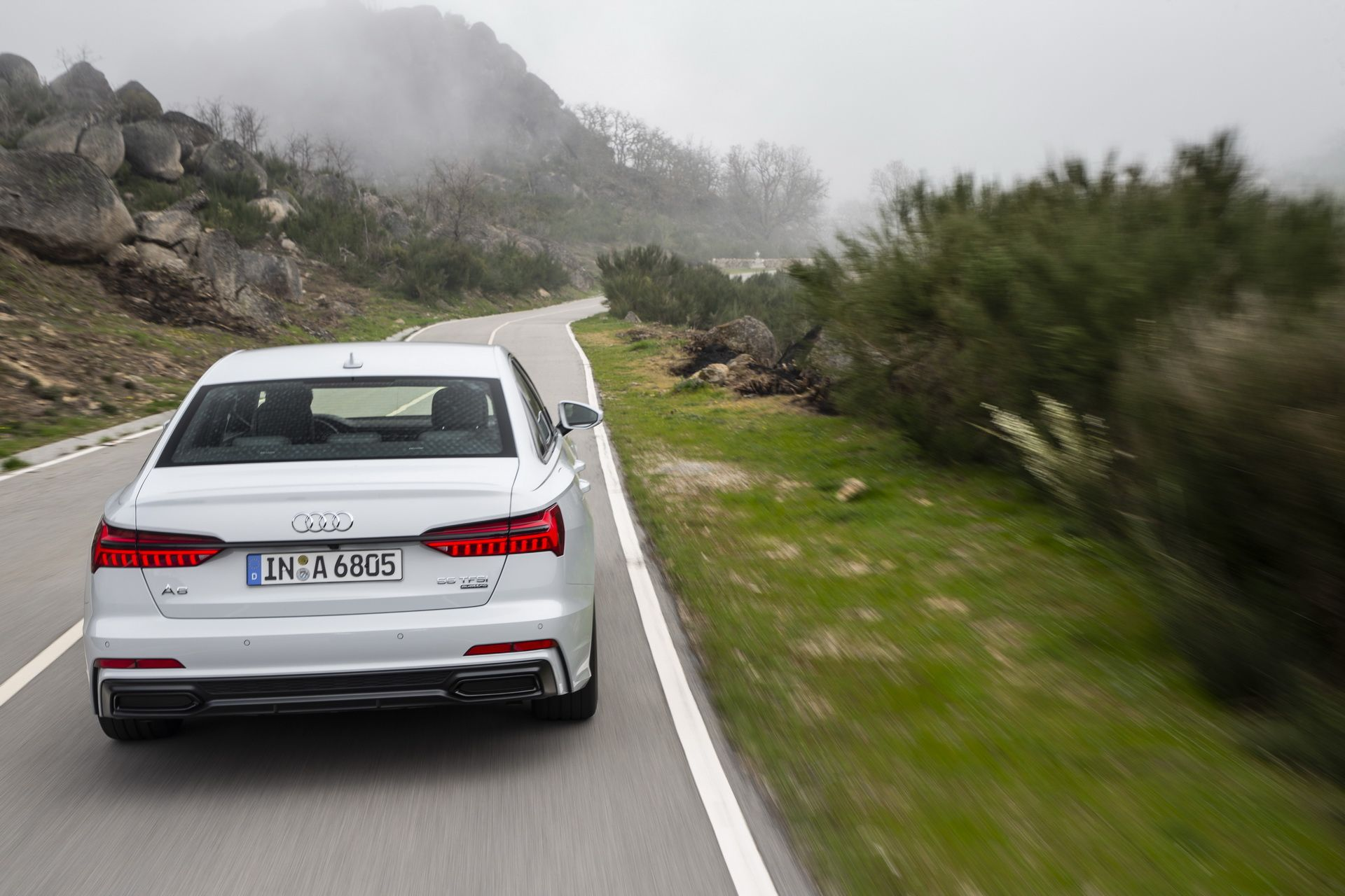 2019 Audi A6 Rated Five Stars Overall By Euro Ncap Autoevolution