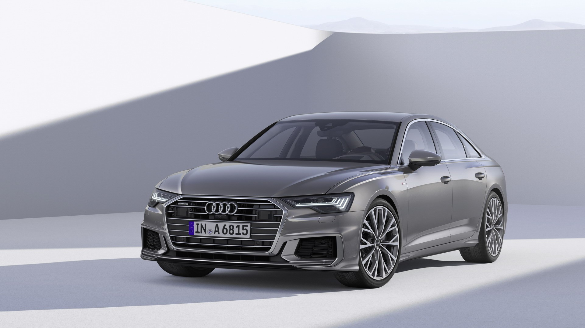 2019 Audi A6 Revealed With Mild-Hybrid V6 Engines, Quattro