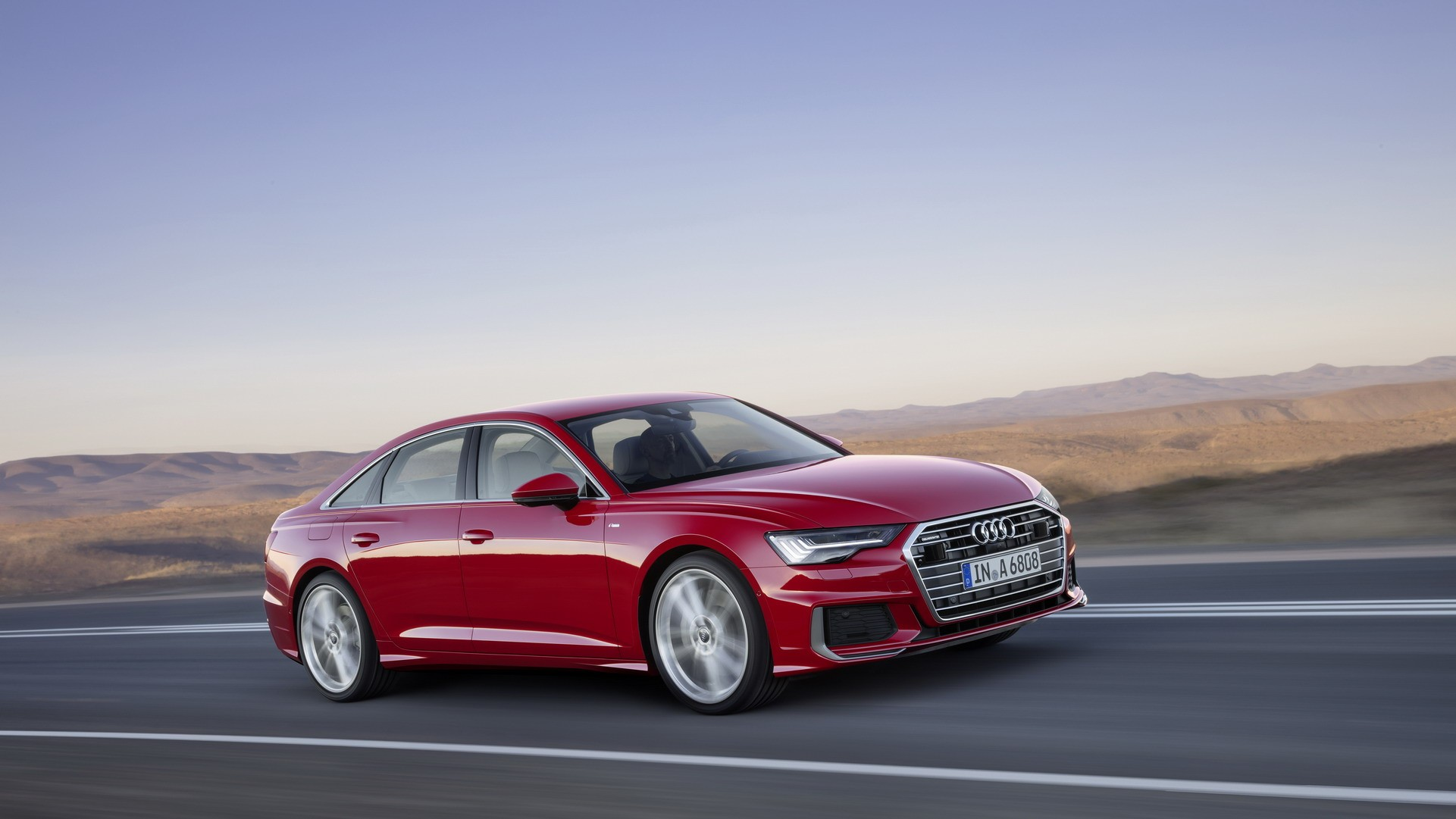 2019 Audi A6 Revealed With Mild-Hybrid V6 Engines, Quattro Comes Standard - autoevolution