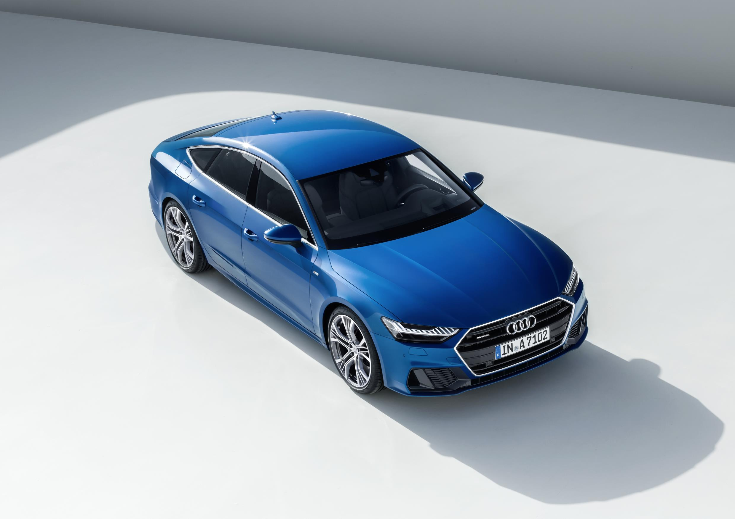 2019 audi a7 uk pricing announced starts at 55 000. Black Bedroom Furniture Sets. Home Design Ideas