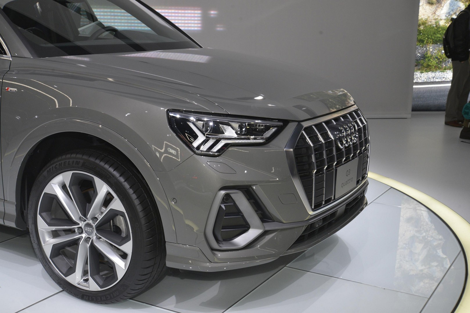 2019 Audi Q3 Gets Detailed UK Review, Is as Practical as