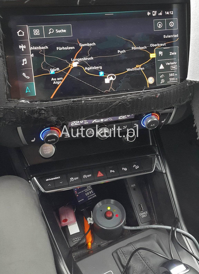 2019 Audi Q3 Interior Features Virtual Cockpit And