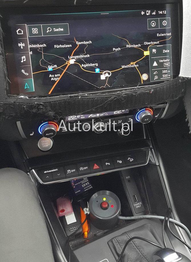 2019 Audi Q3 Interior Features Virtual Cockpit And Touchscreen Infotainment - autoevolution
