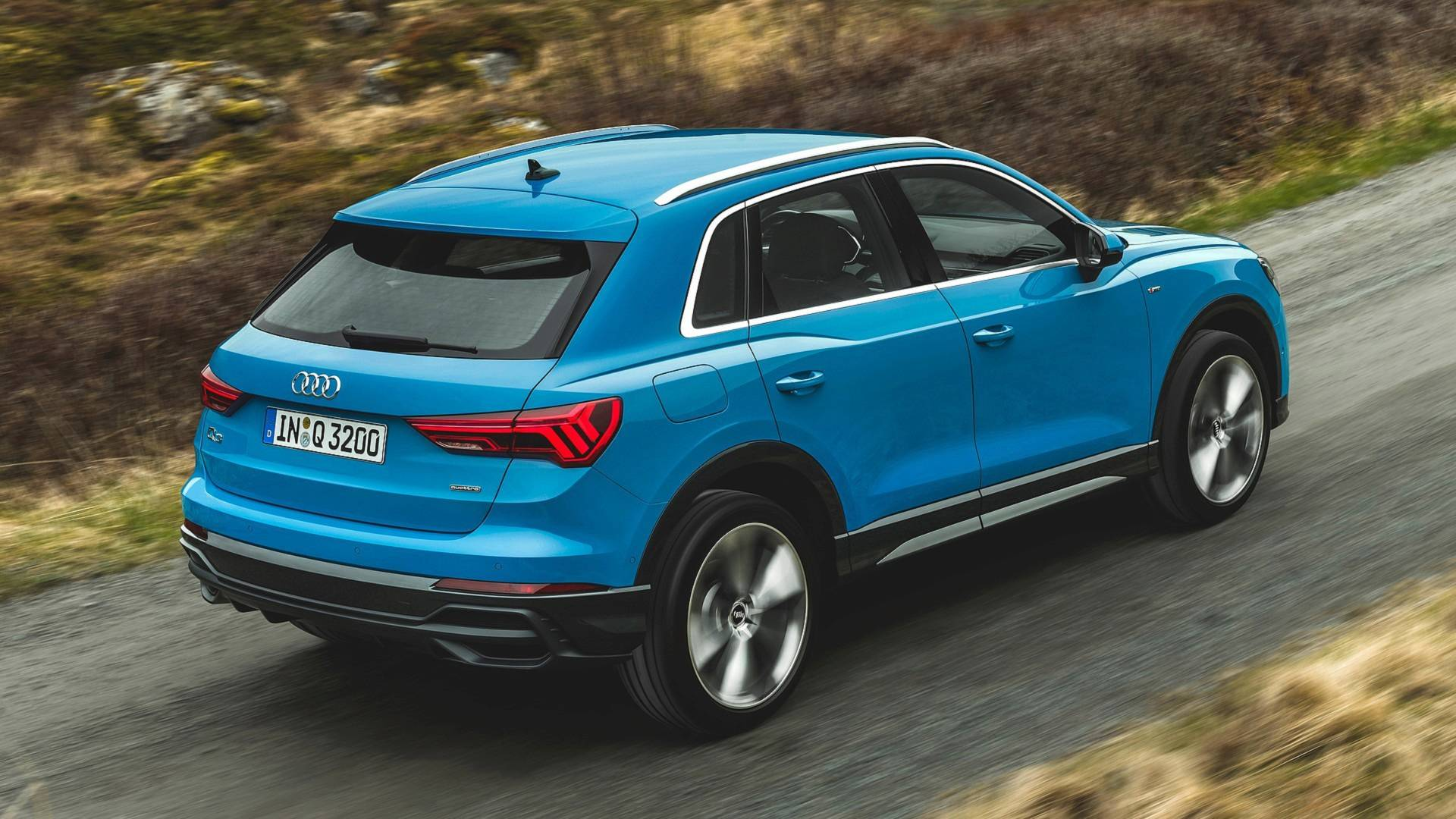 2019 Audi Q3 is Bigger, More High-Tech and Packs up to 230 ...