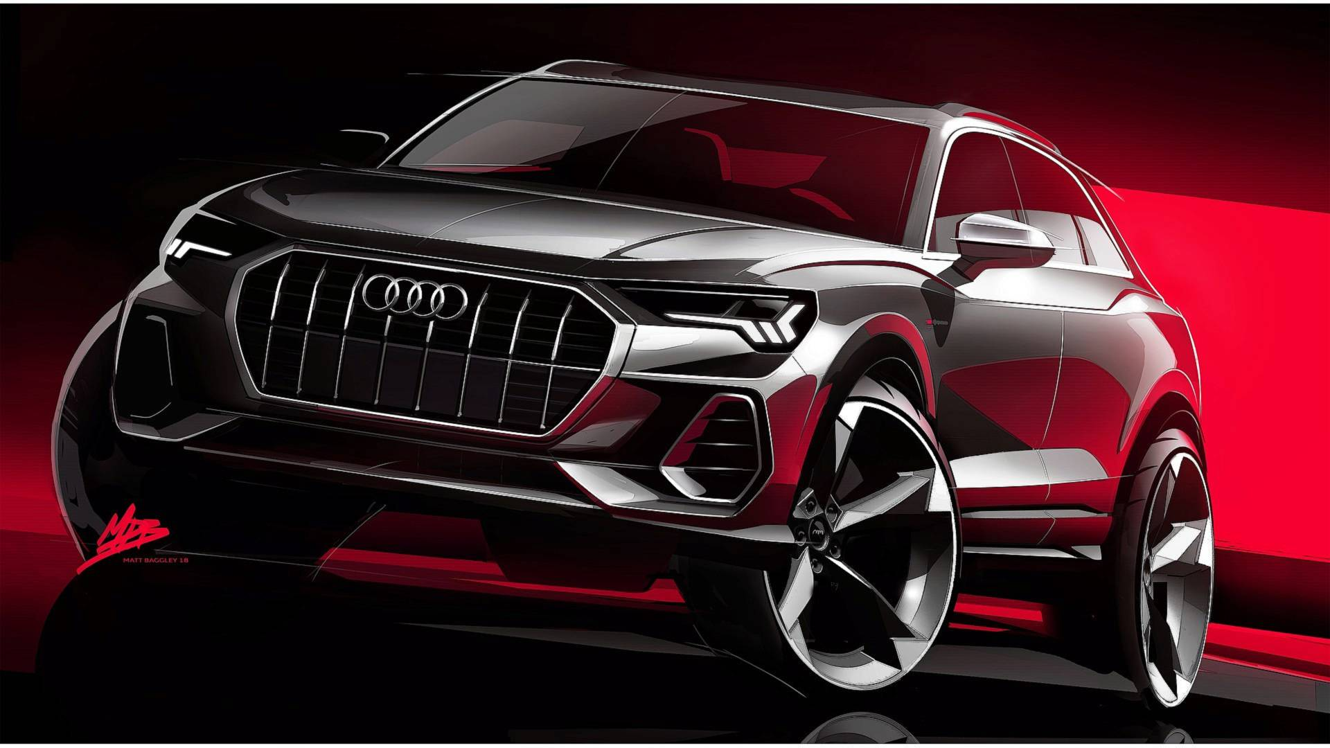 2019 Audi Q3 Is Bigger, More High-Tech And Packs Up To 230