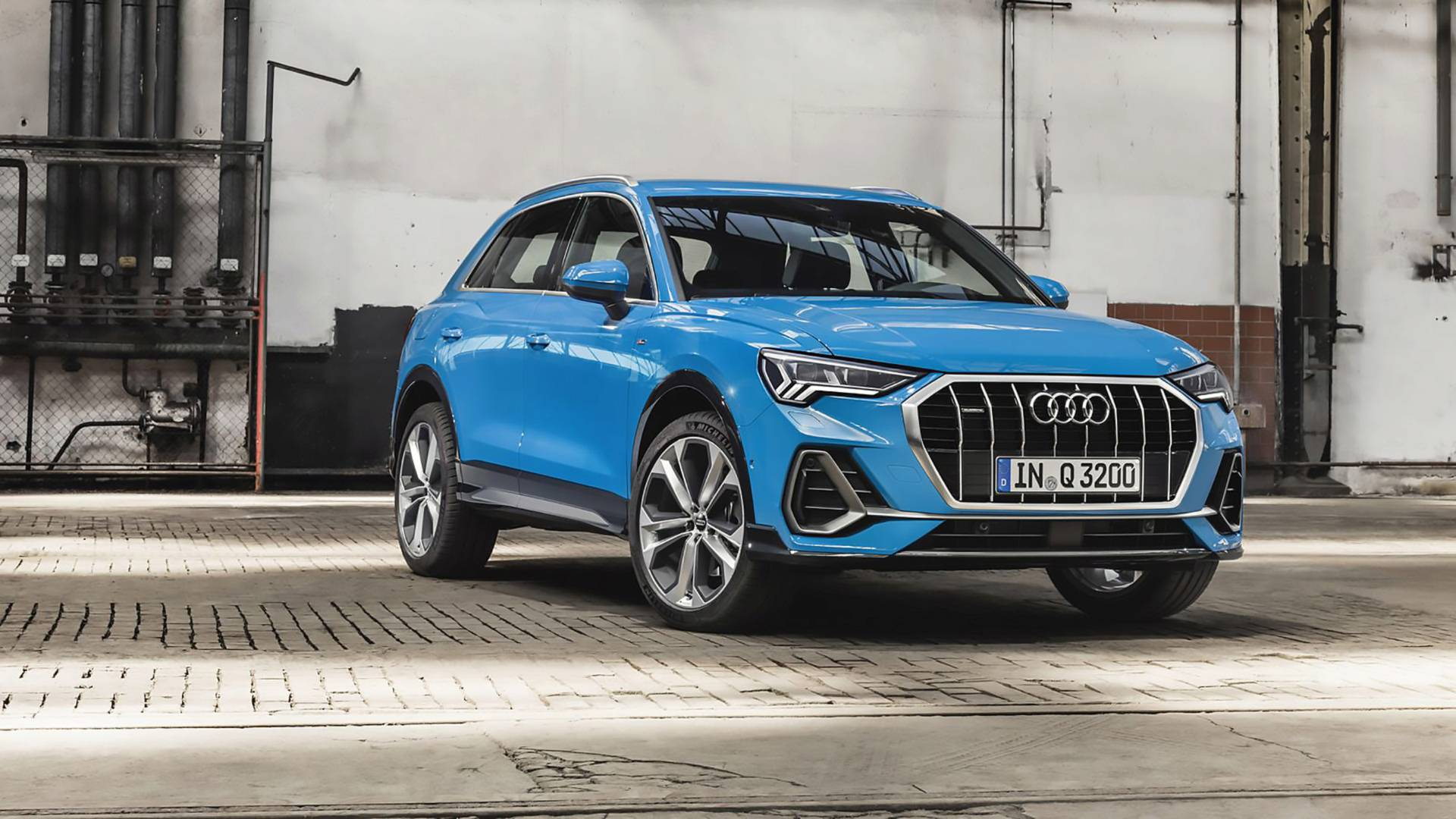 2019 Audi Q3 Is Bigger More High Tech And Packs Up To 230 Hp
